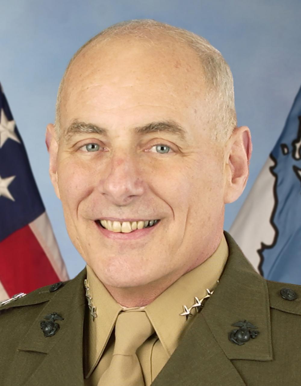General John Kelly 2021 Land Expo speaker