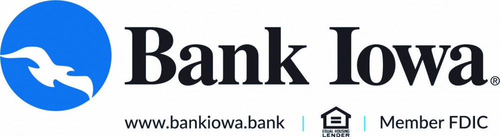 2021 Land Expo Sponsor - Bank Iowa