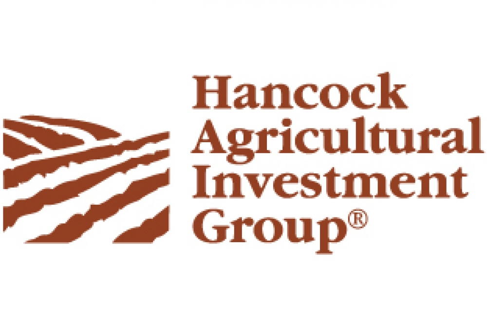 Hancock Agricultural Investment Group 2019 Land Investment Expo Sponsor