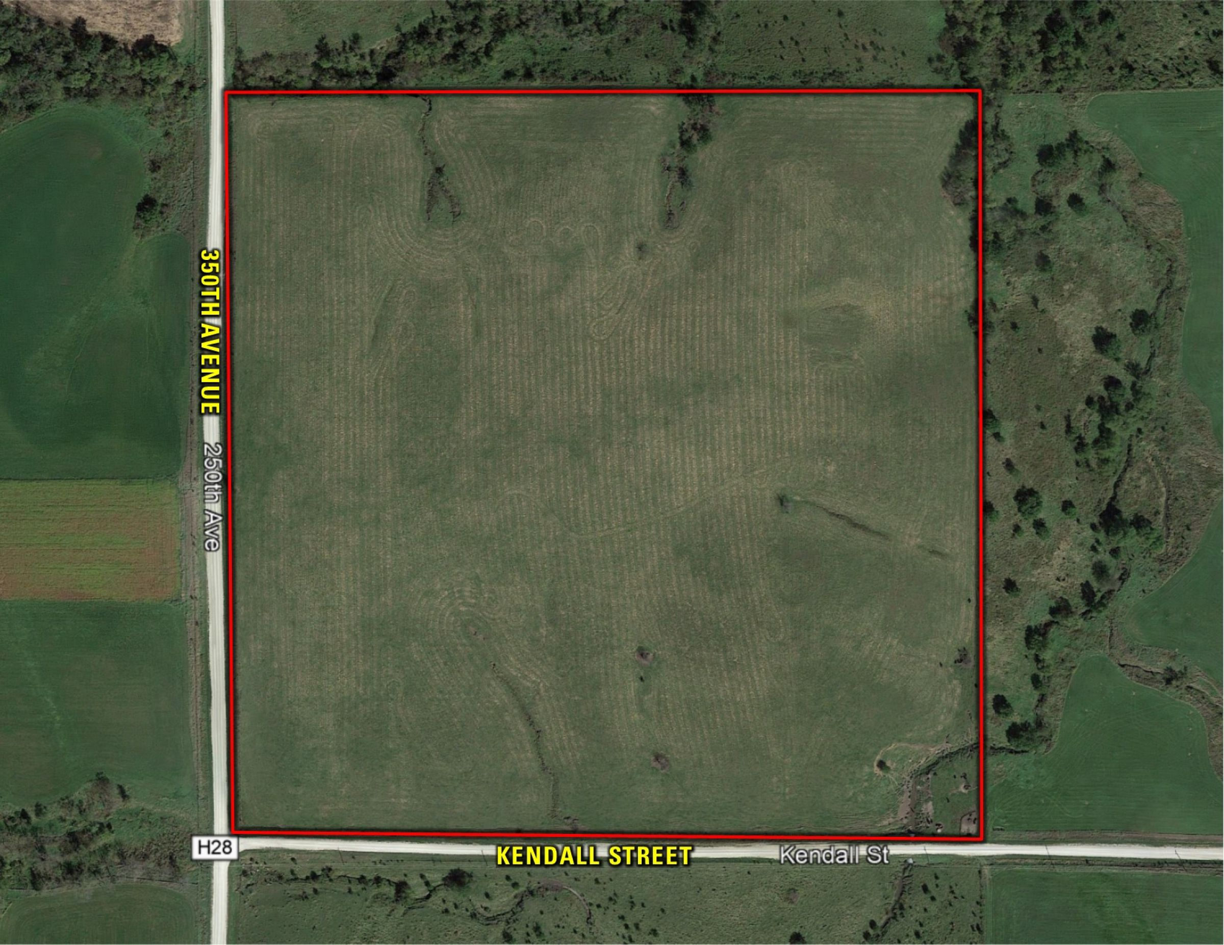 Peoples Company Land for Sale - Auction - Kendall St. Osceola, IA 50213