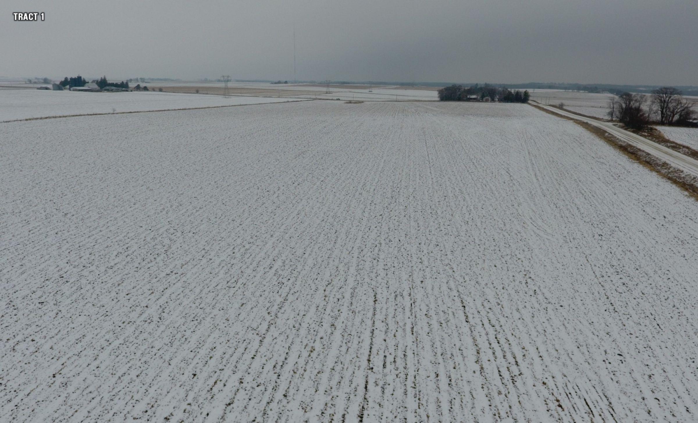Aerial Photo - Looking North