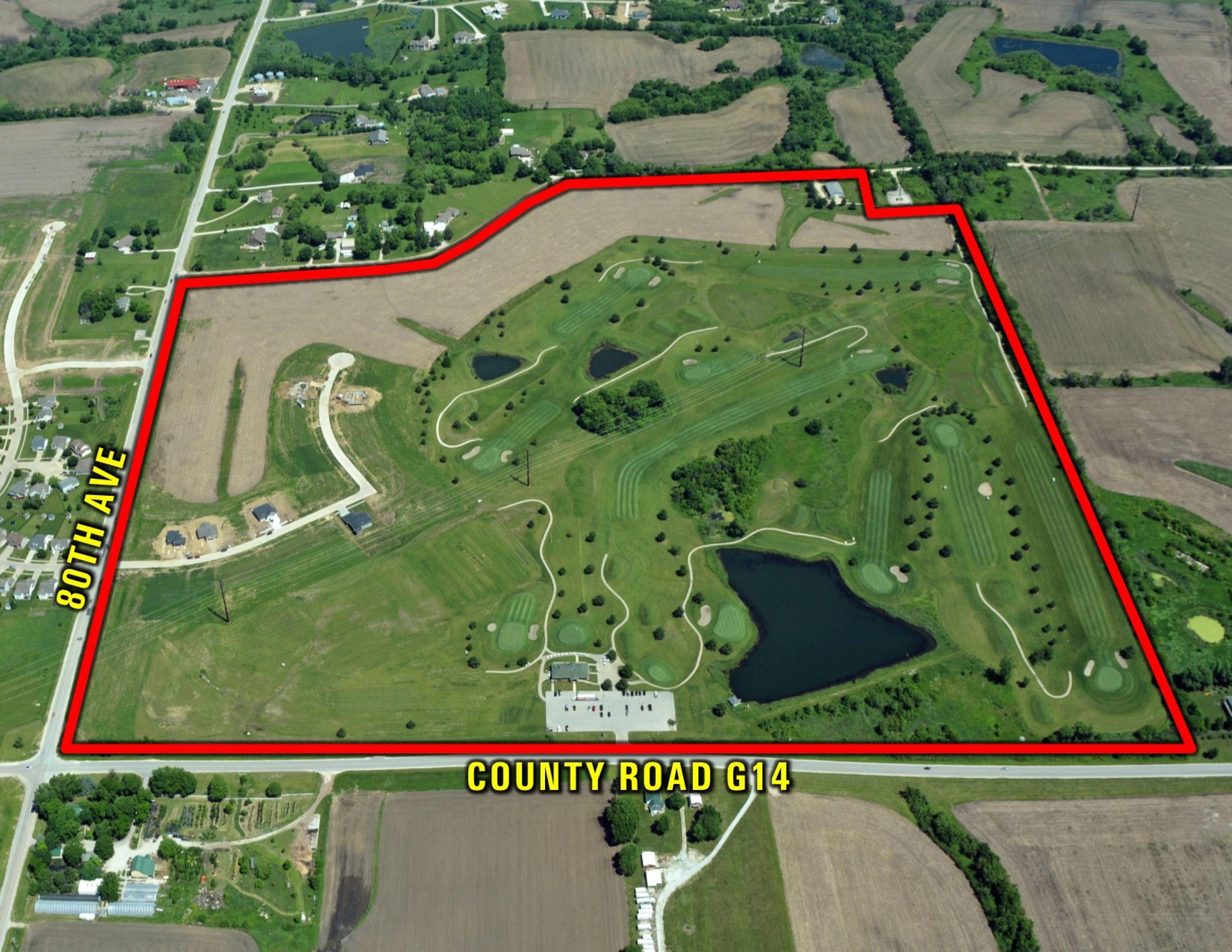Warrior Run Golf Course Norwalk