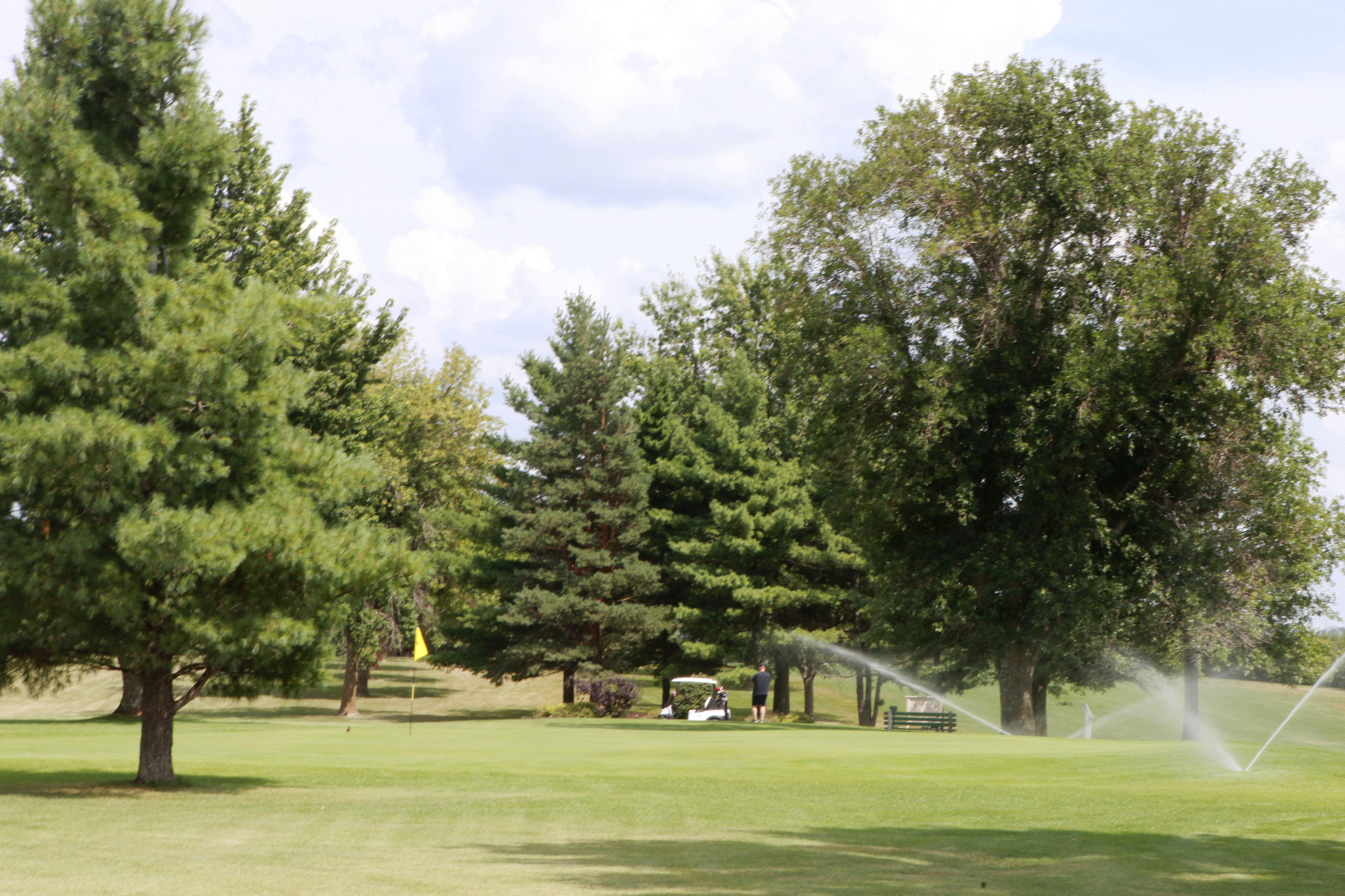 View of Lakeview Golf and Country Club