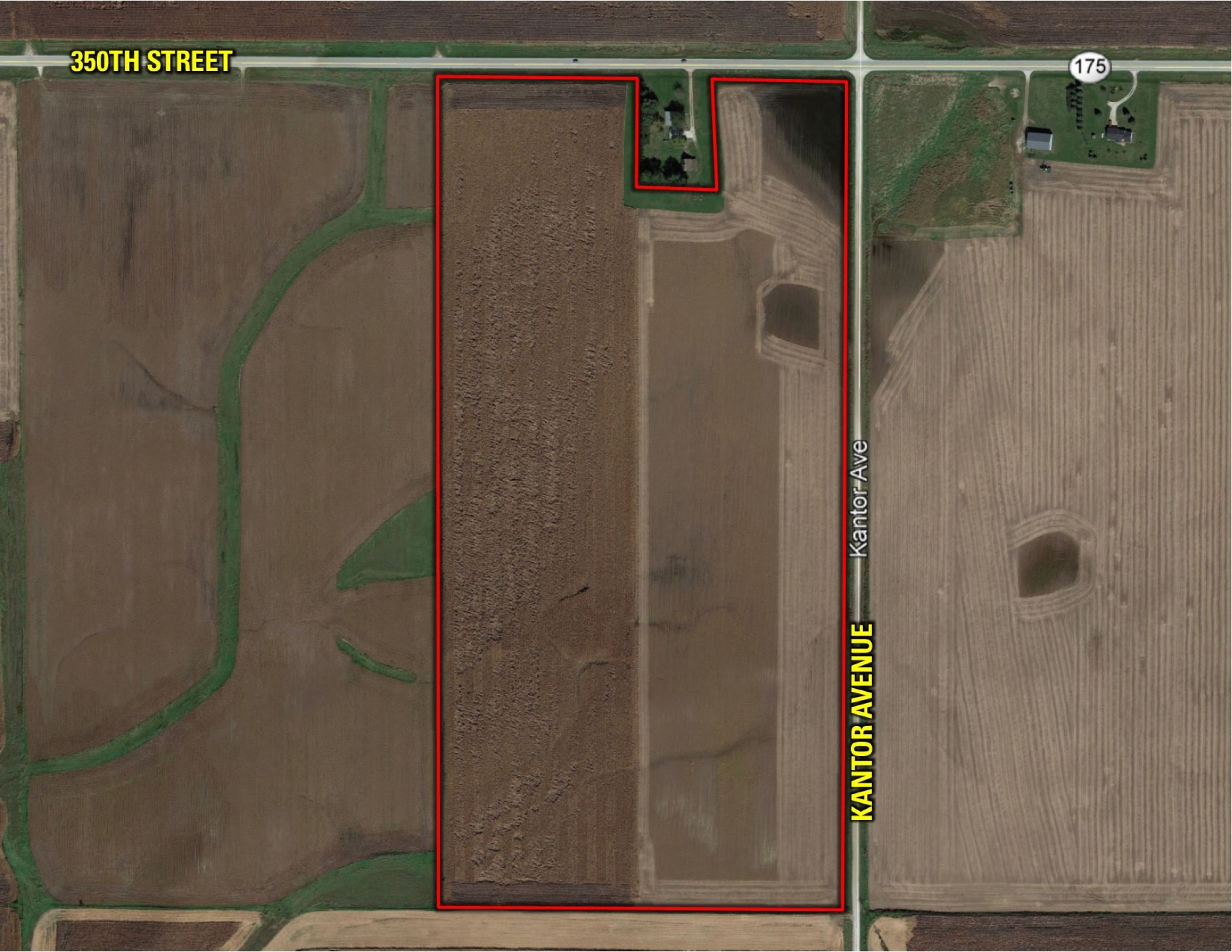 PeoplesCompany-Farmland in Hamilton County-IA-Kantor-Ave-3