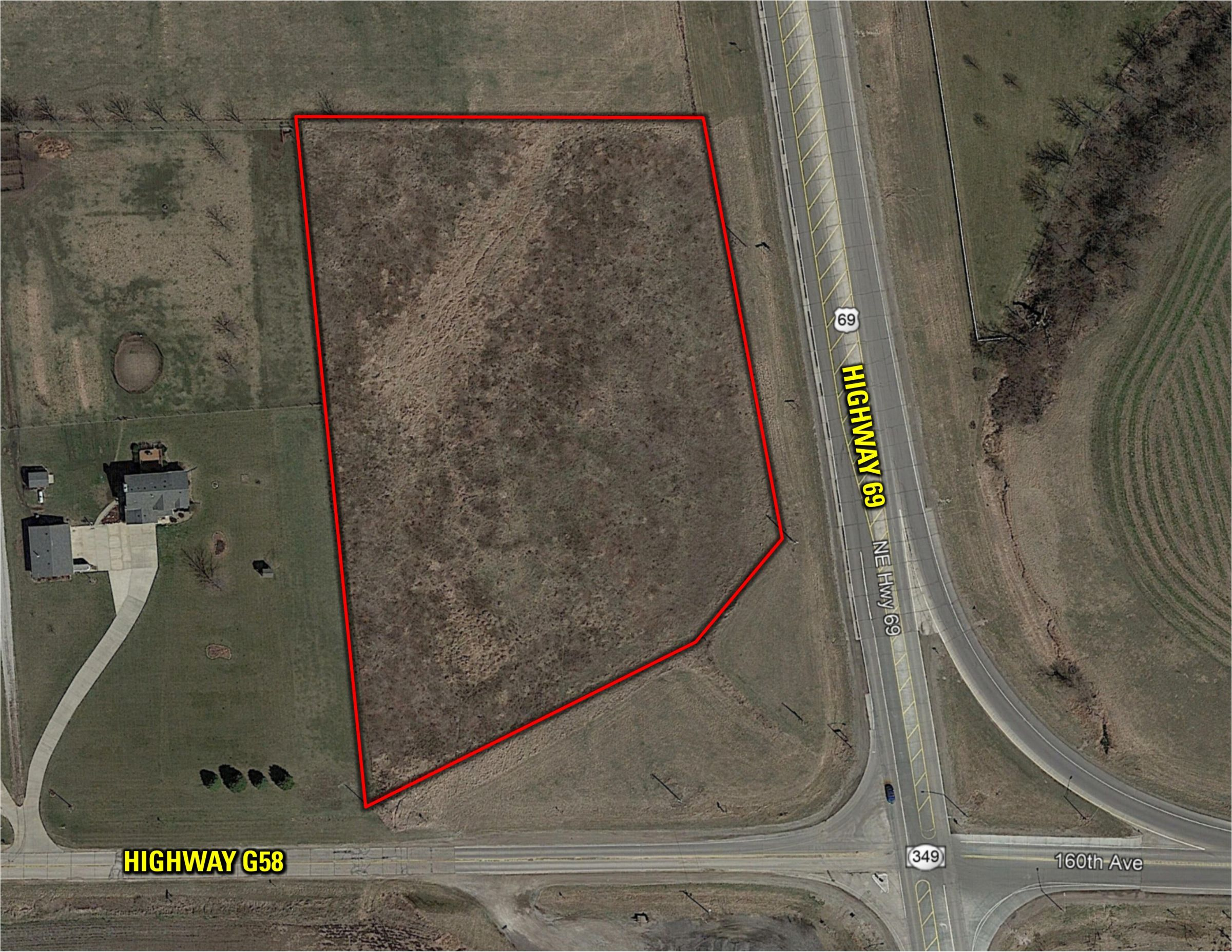 Peoples Company-Land in Warren County IA-13675 Hwy G58 Indianola