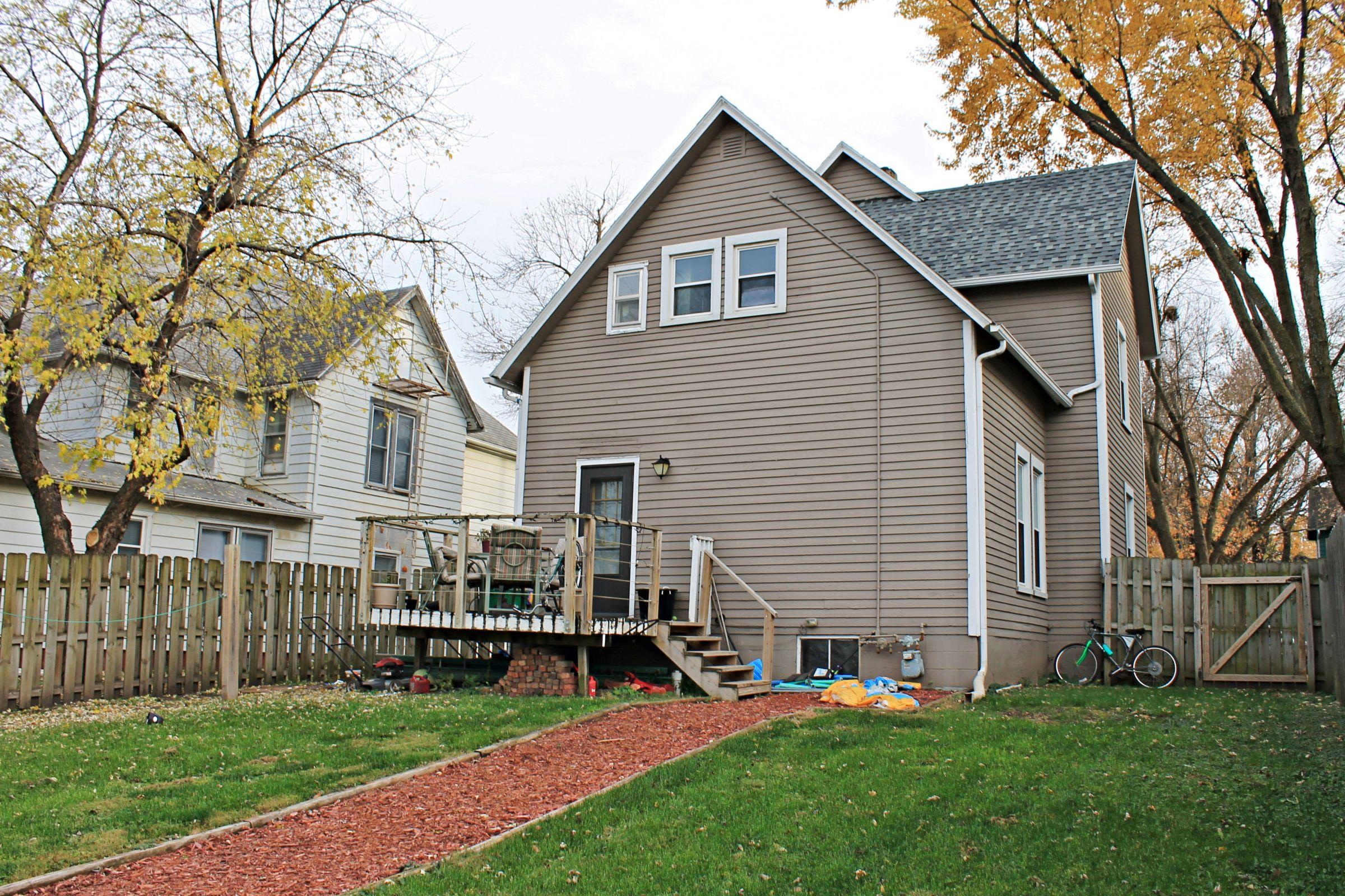 Spacious Backyard For Sale Indianola Iowa