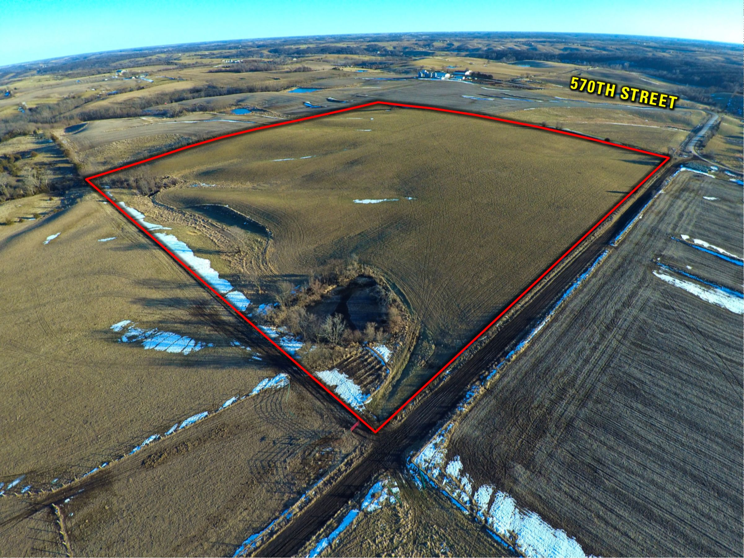 Peoples Company Land for Sale Lucas County Iowa_157th Ave. 50151