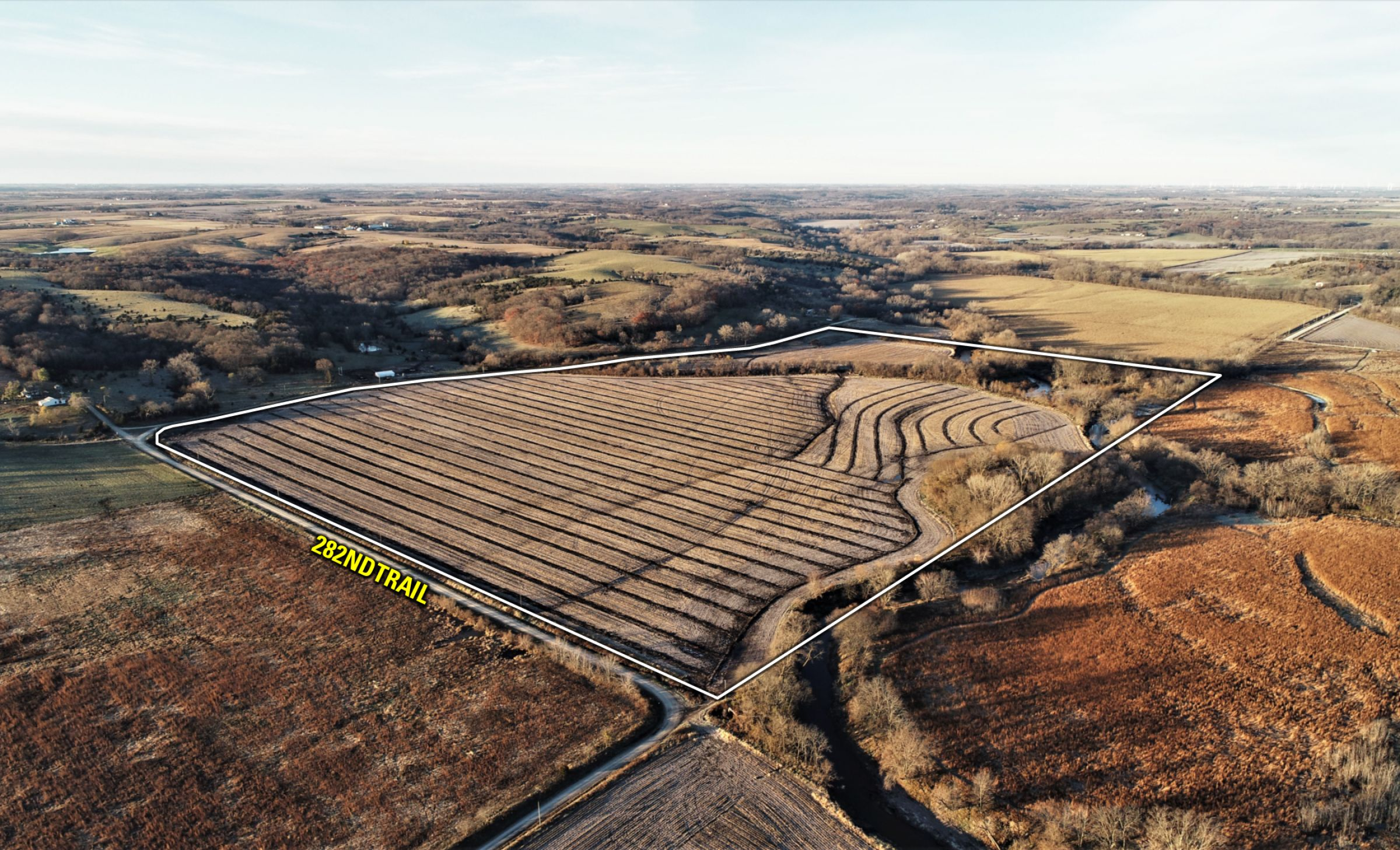 Madison County 107 Acres