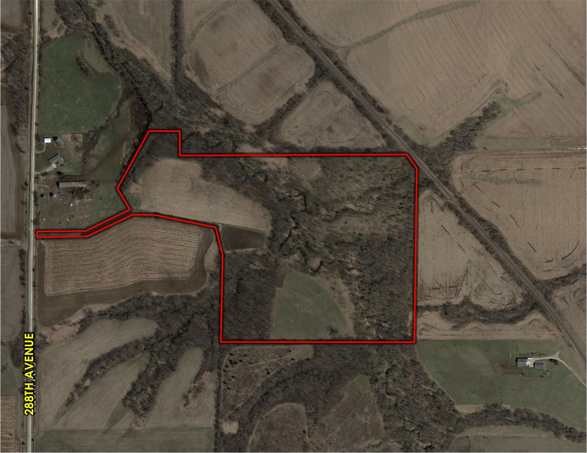 Peoples Company Land For Sale - Warren County Iowa - #14443 - 9109-228th-avenue-ackworth-50001