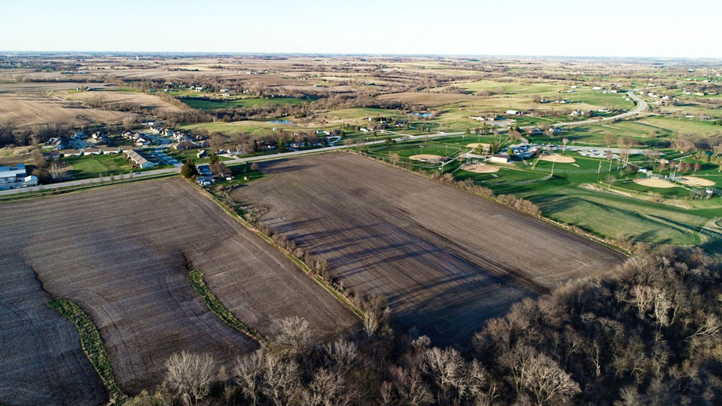 Peoples Company Warren County Land for Sale - 19 acres - 2103 E 2nd Ave. Indianola, IA 50125 - #14464