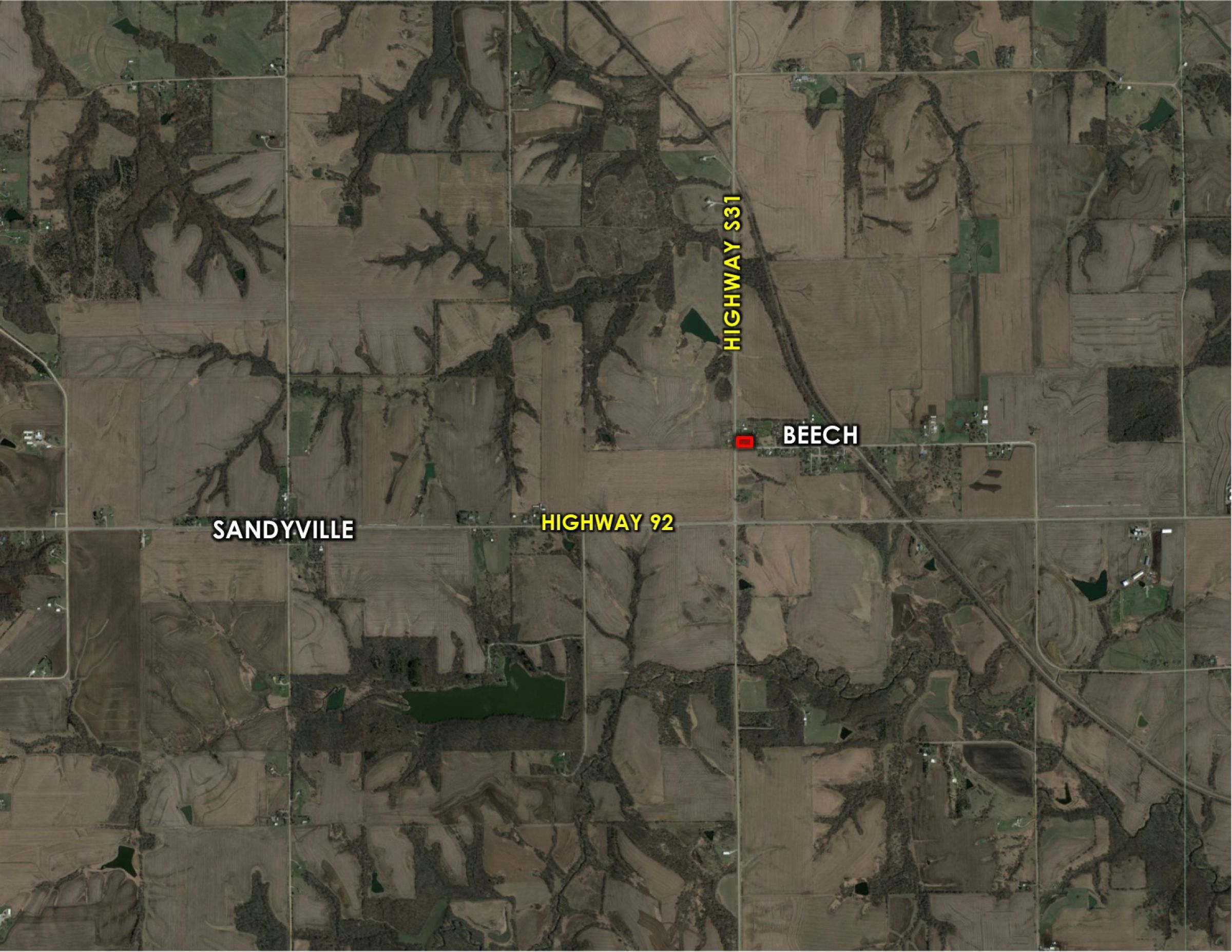 Peoples Company Land for Sale - 23529 Indiana St. Pleasantville, IA 50225 - Listing #14506