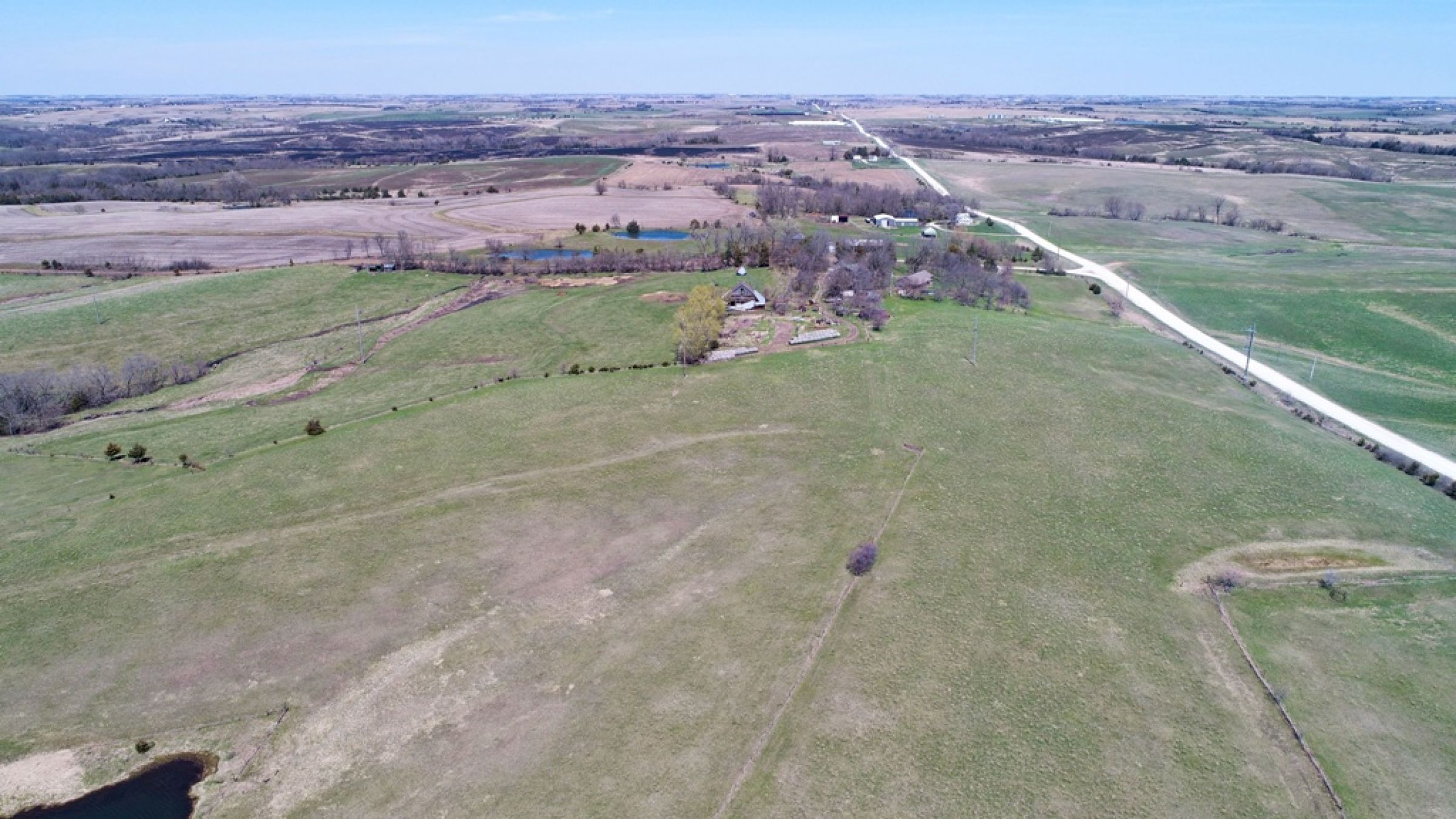 Peoples Company Land Auction - Ringgold County, Iowa - 1695 115th St. Diagonal, Iowa 50845