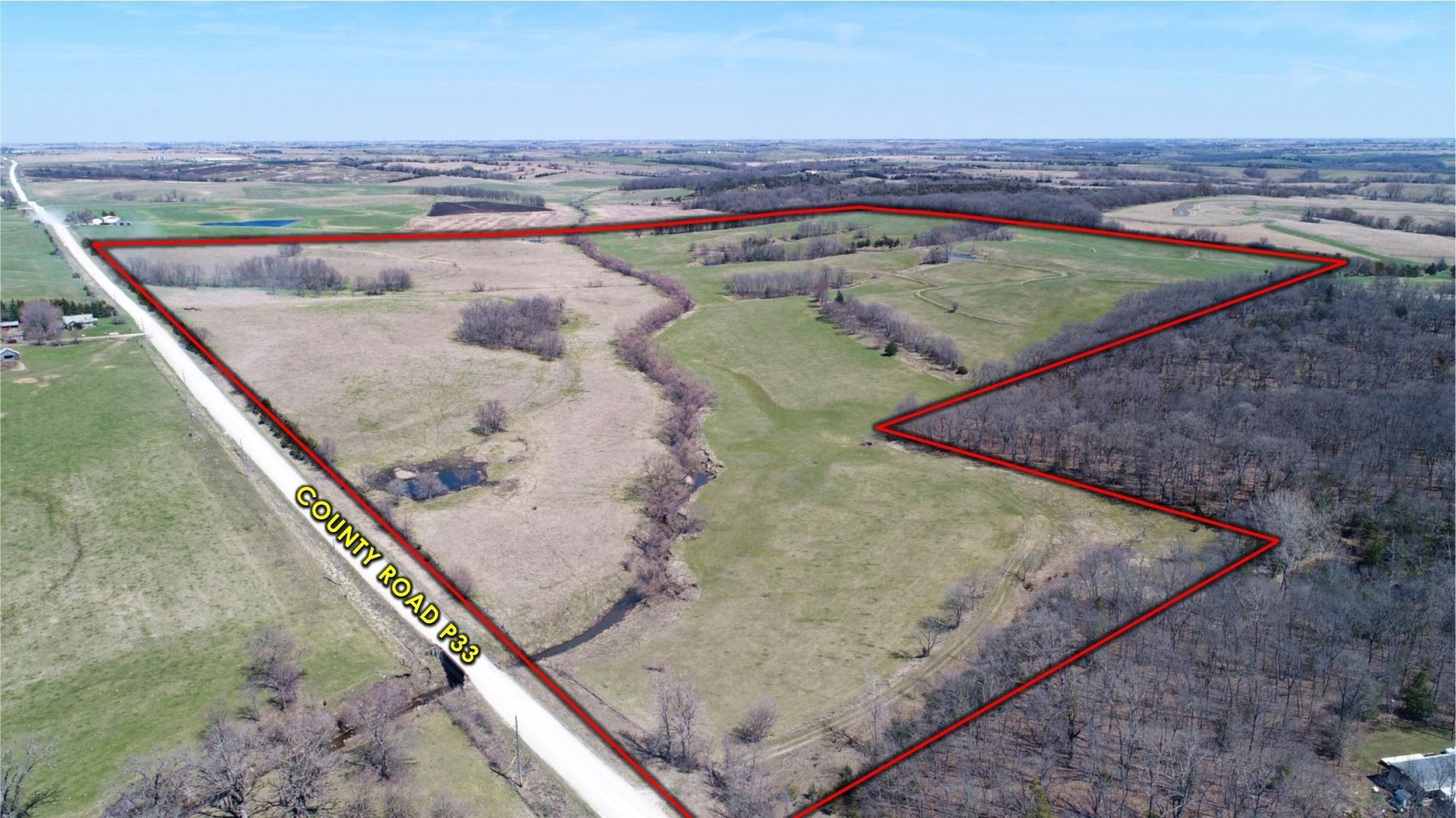 Peoples Company Land Auction - Ringgold County, Iowa - Diagonal, Iowa 50845