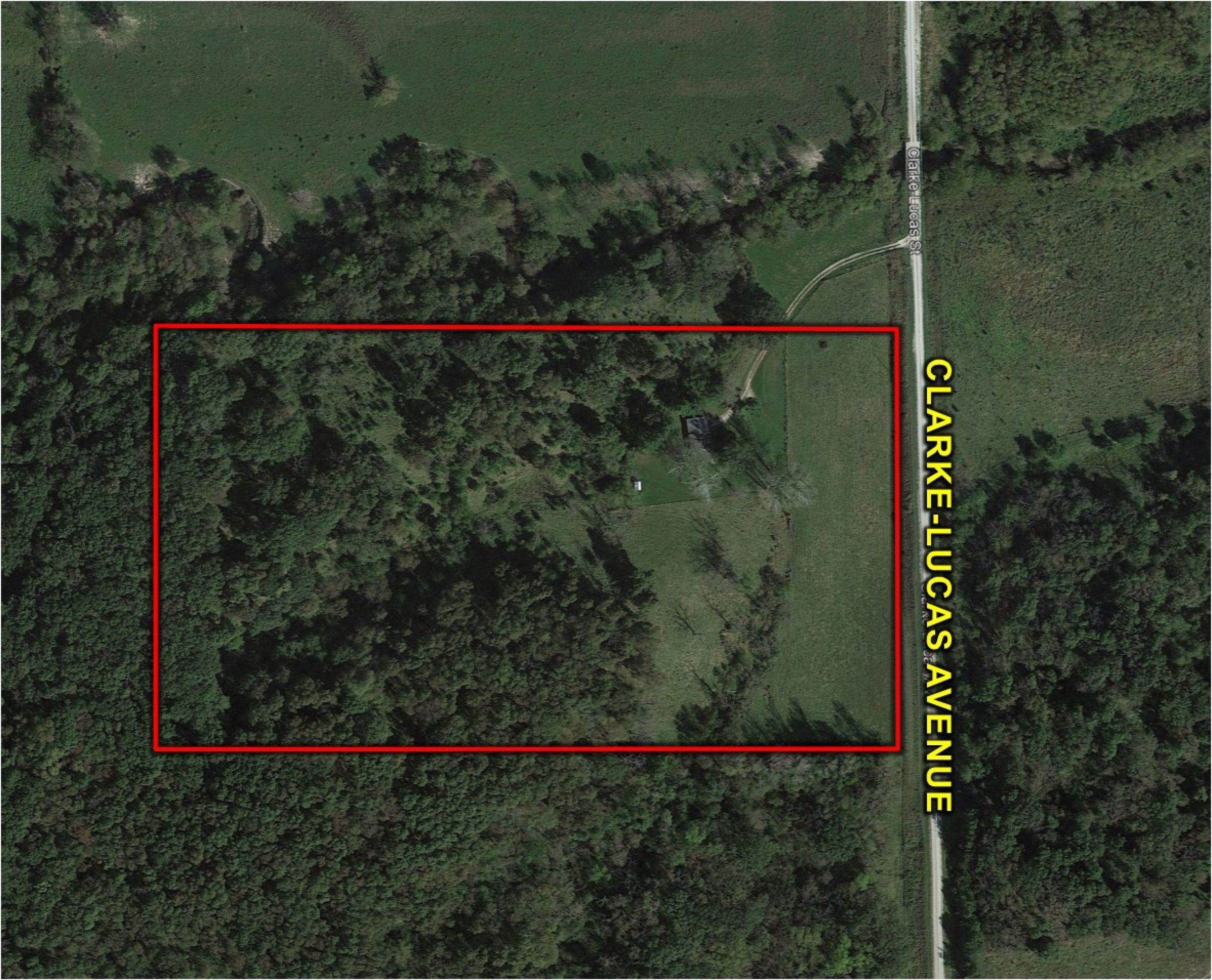 Peoples Company Land for Sale #14582-1667-clarke-lucas-avenue-woodburn-50275