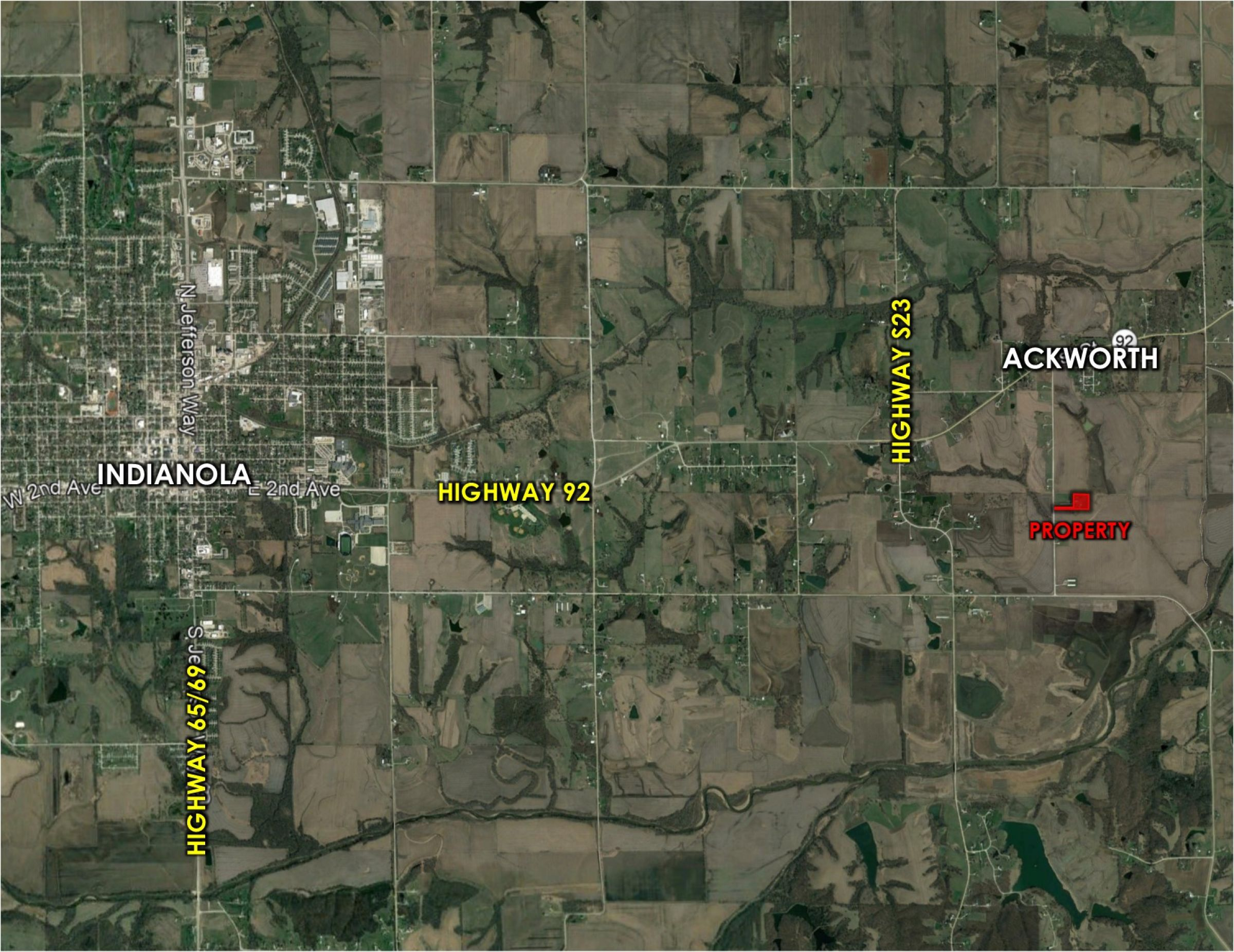 Peoples Company Land for Sale - 14623-11557-173rd-avenue-ackworth-50001