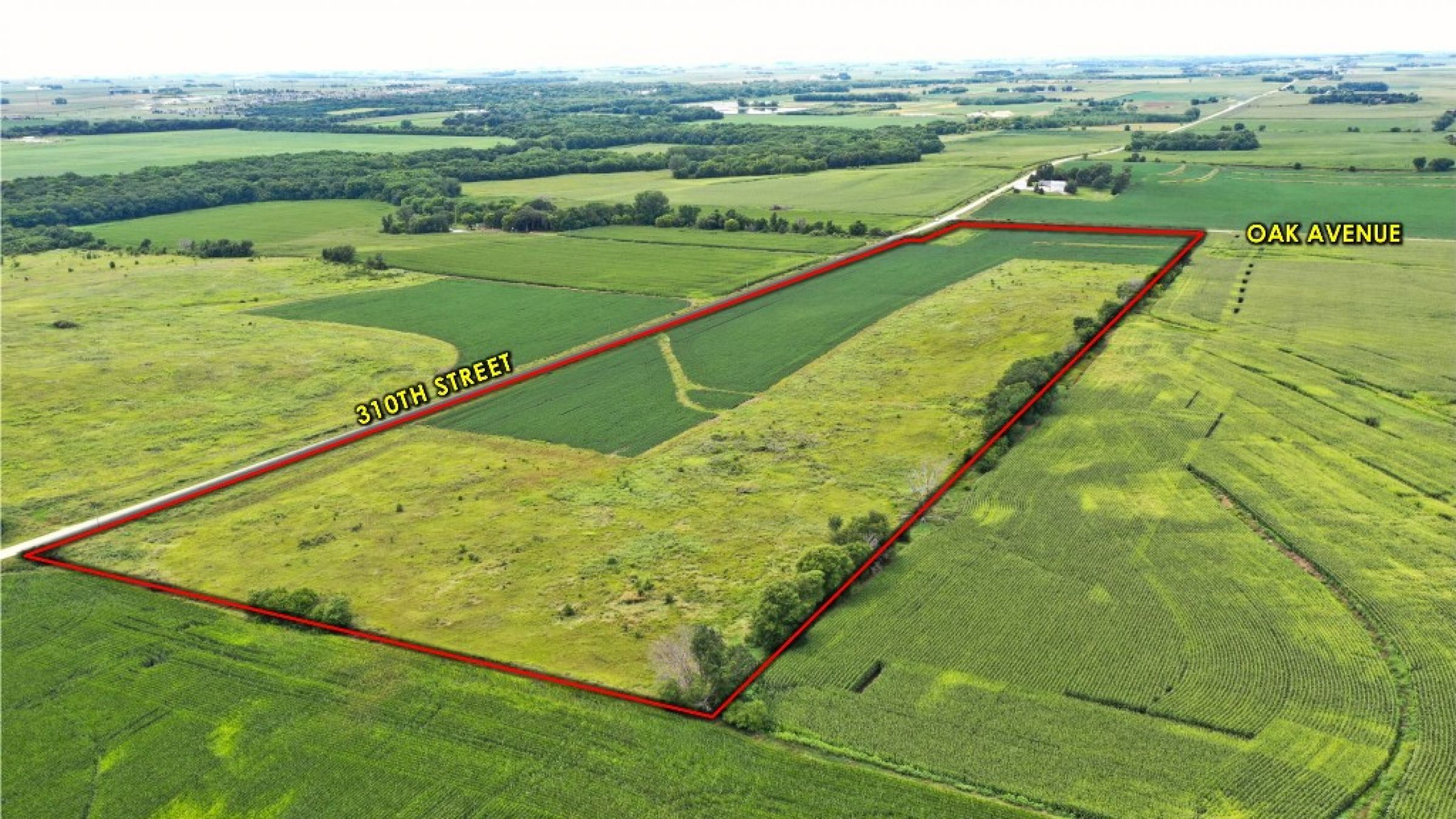 Peoples Company Land for Sale-#14638-310th-street-parkersburg-50665