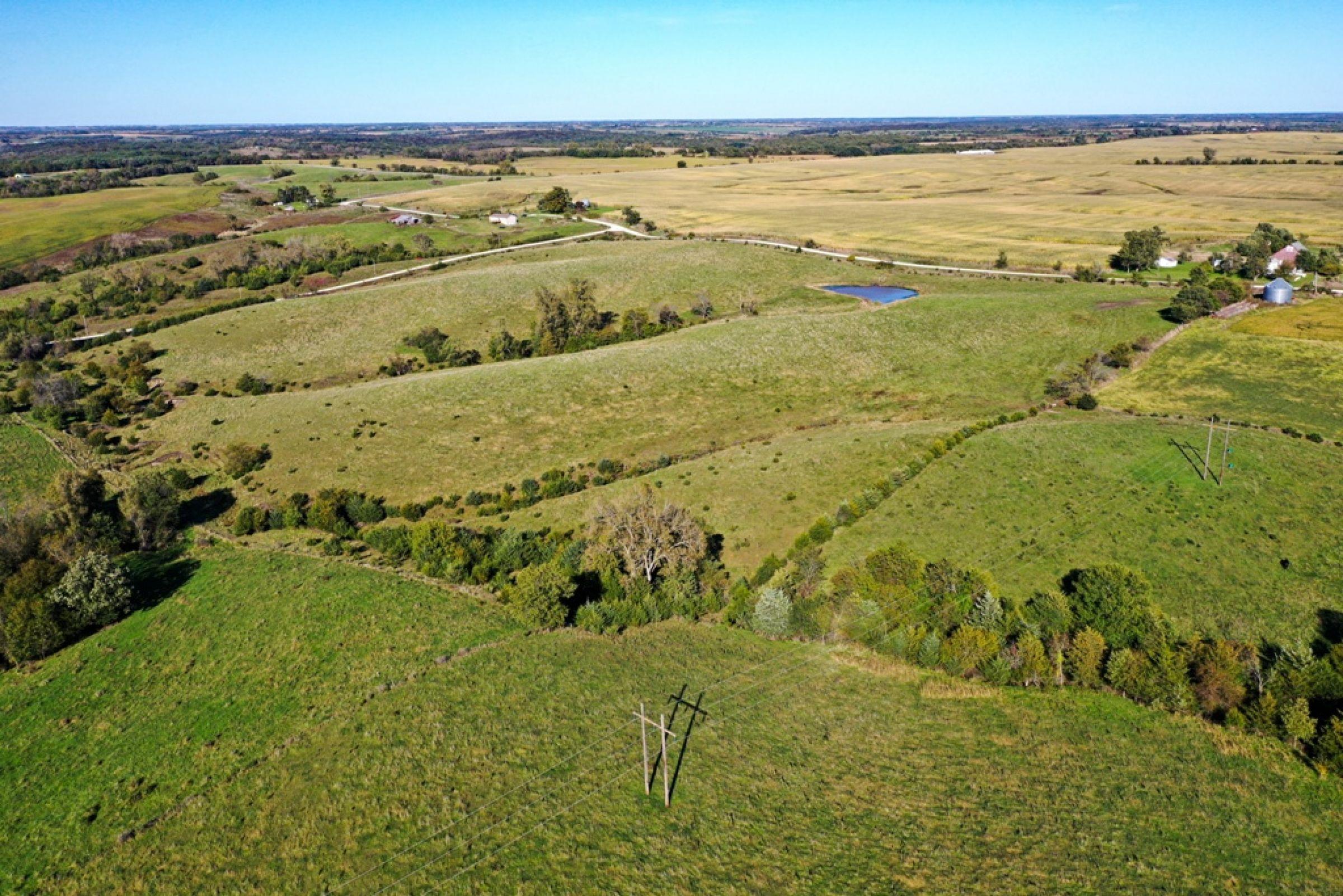 Peoples Company Land for Sale-Clarke County-000 170th Ave. Osceola, IA 50213