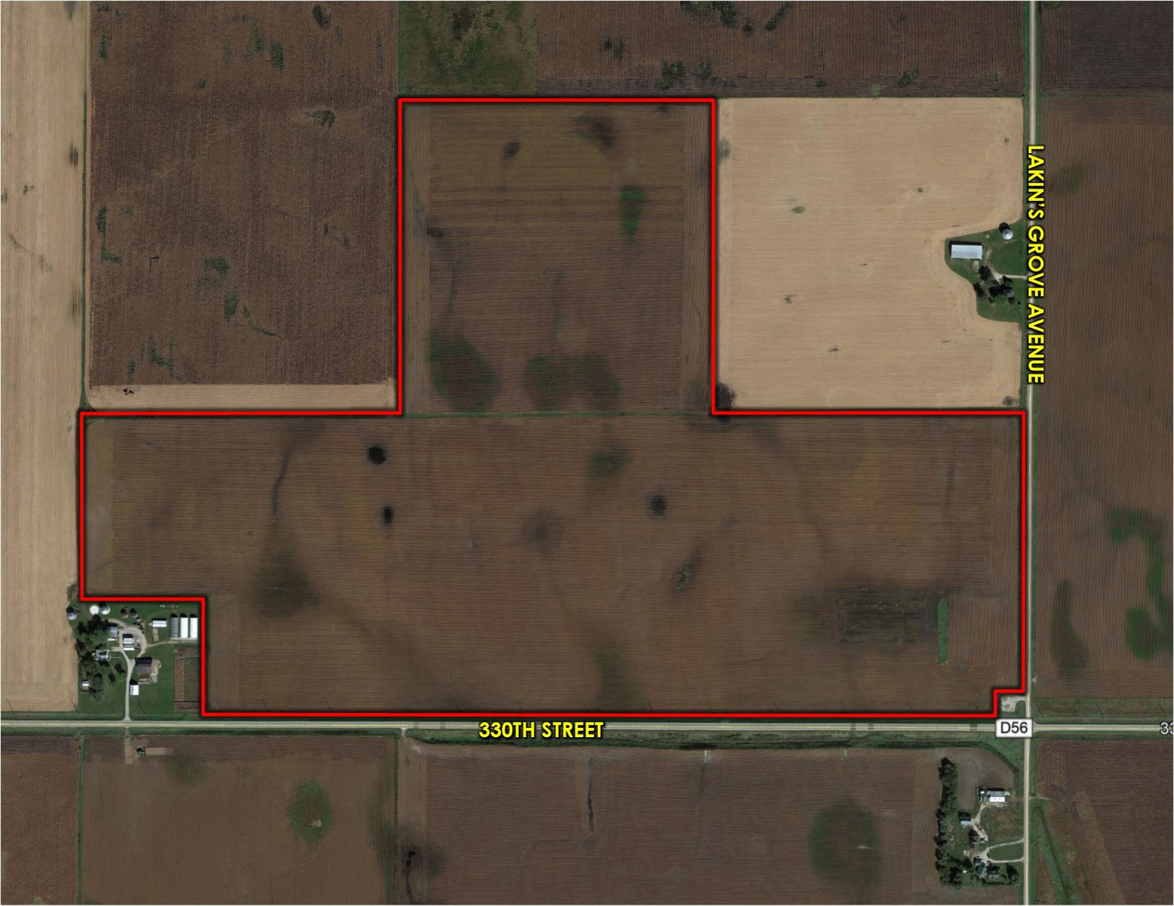 Peoples Company-Land Auction-14741-330th street-stanhope-Iowa