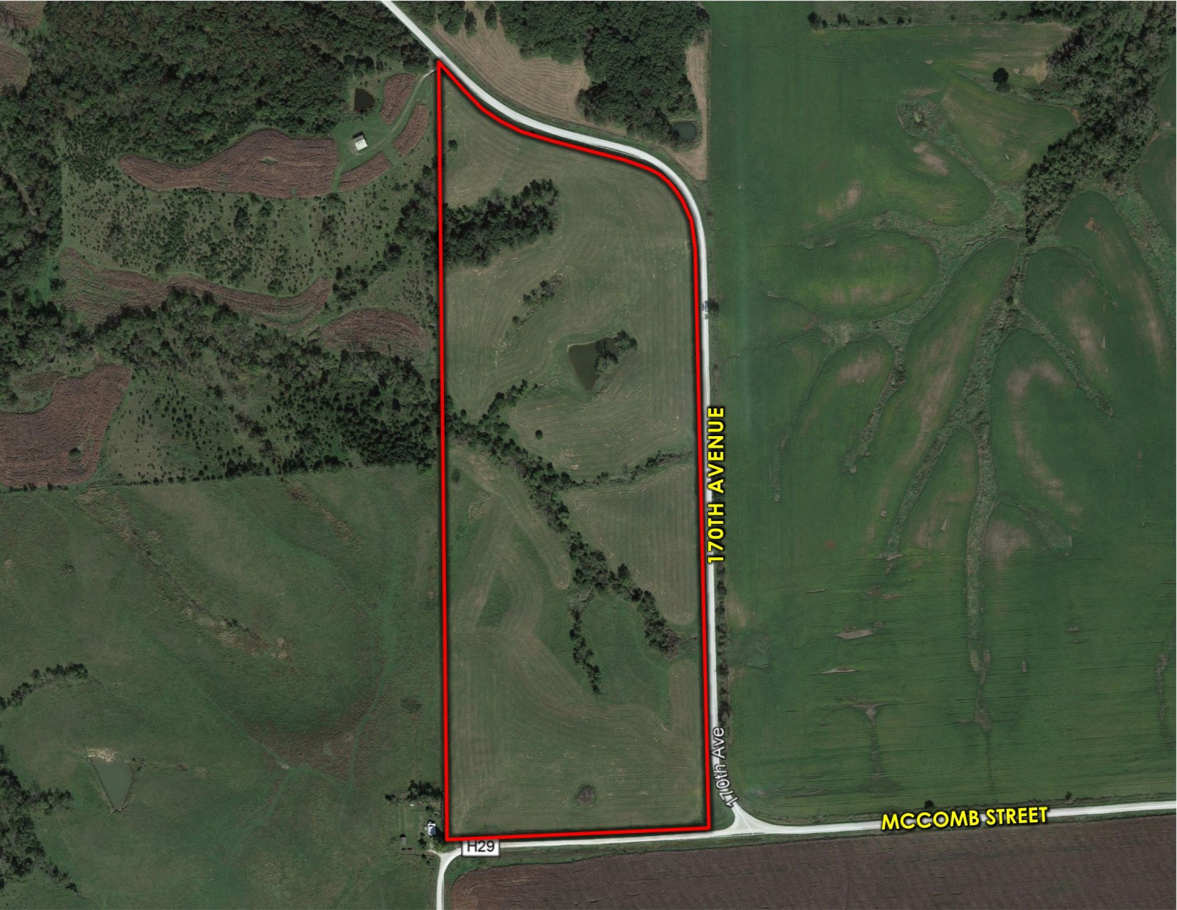 Peoples Company Land for Sale-#14789-170th-avenue-osceola-50213