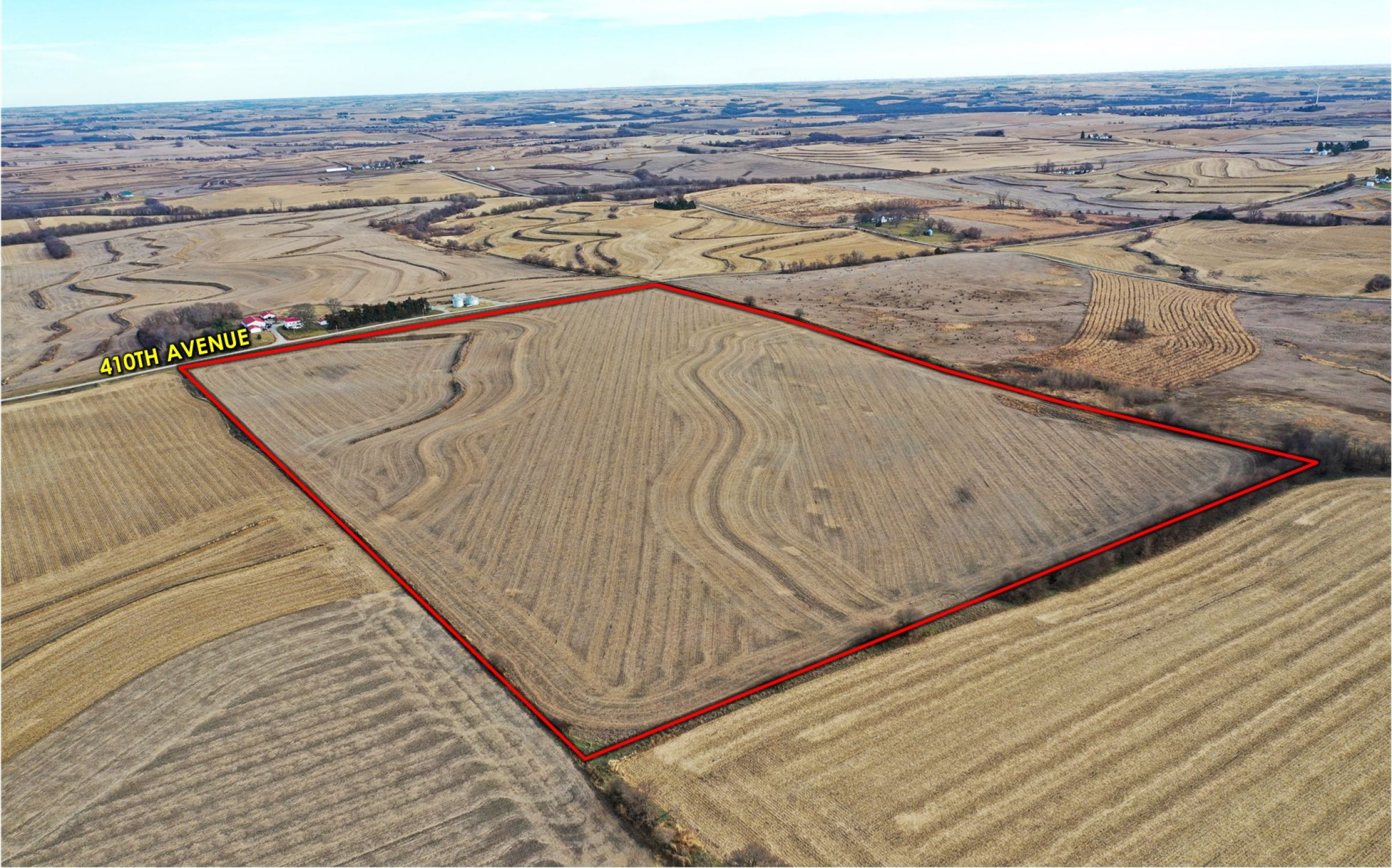 Peoples Company Land Auction-Fremont County, IA-#14795-000 410th Avenue Shenandoah, IA 51601