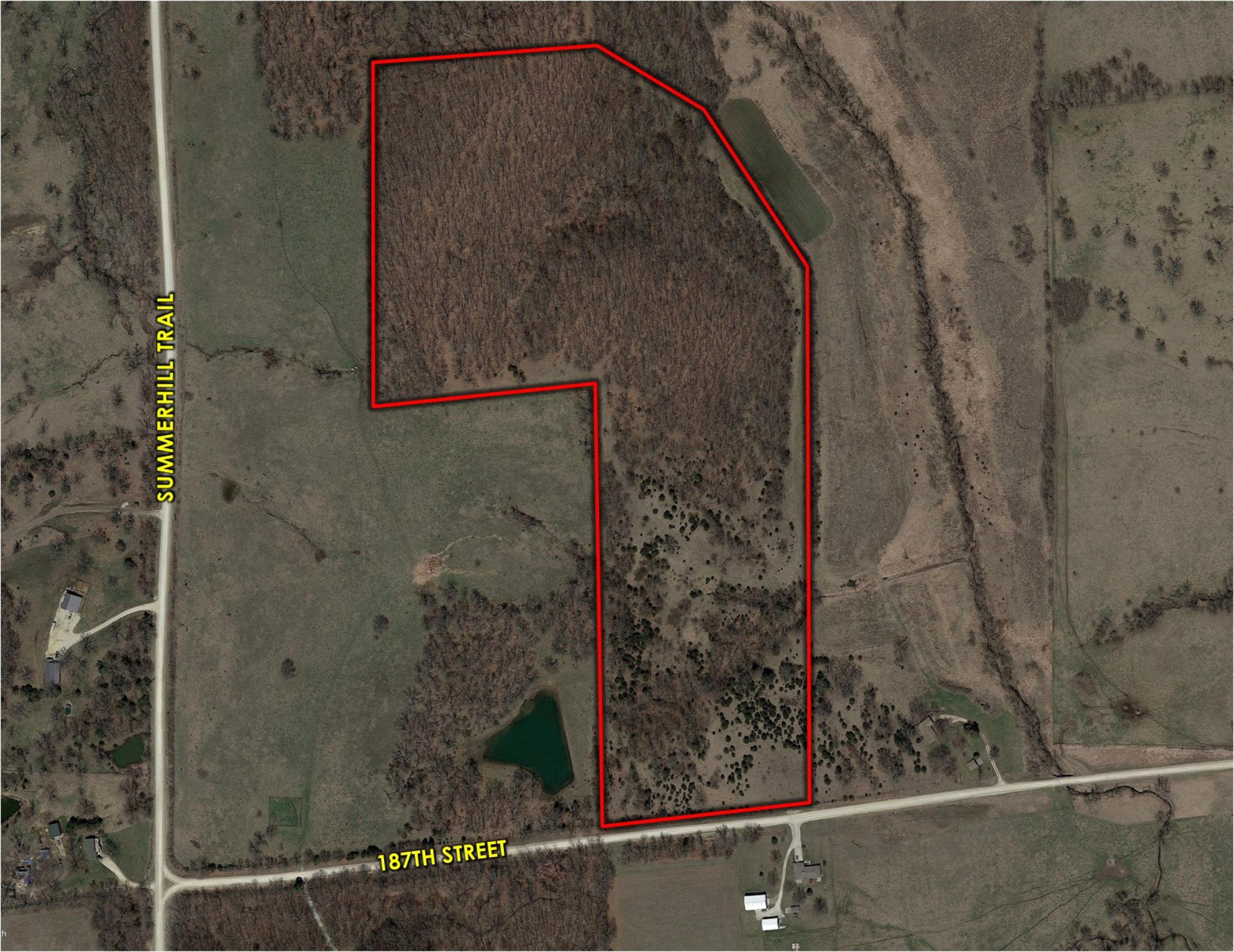 Peoples Company Land for Sale - #14818 - 187th Street, Patterson, IA