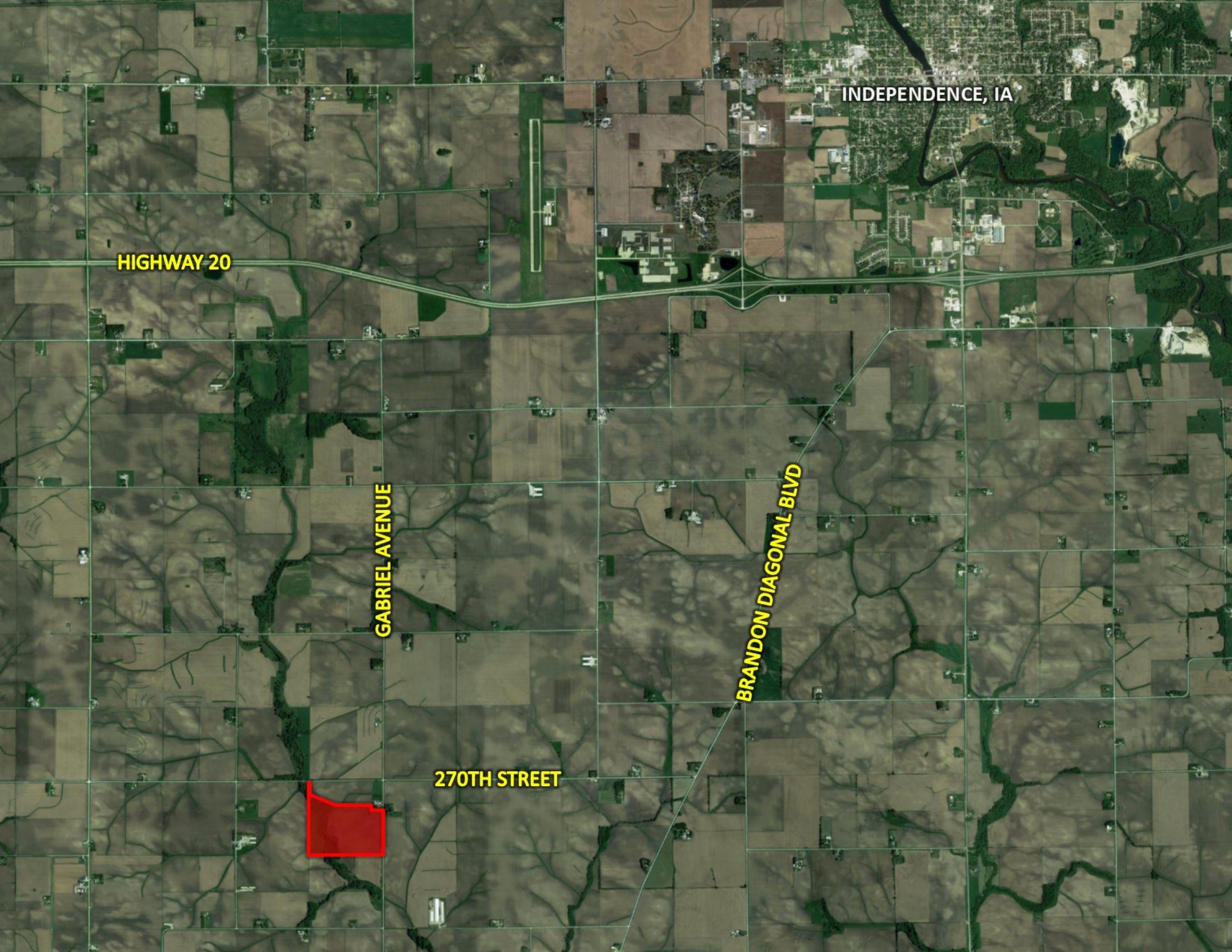 Goolgle Far Aerial Map
