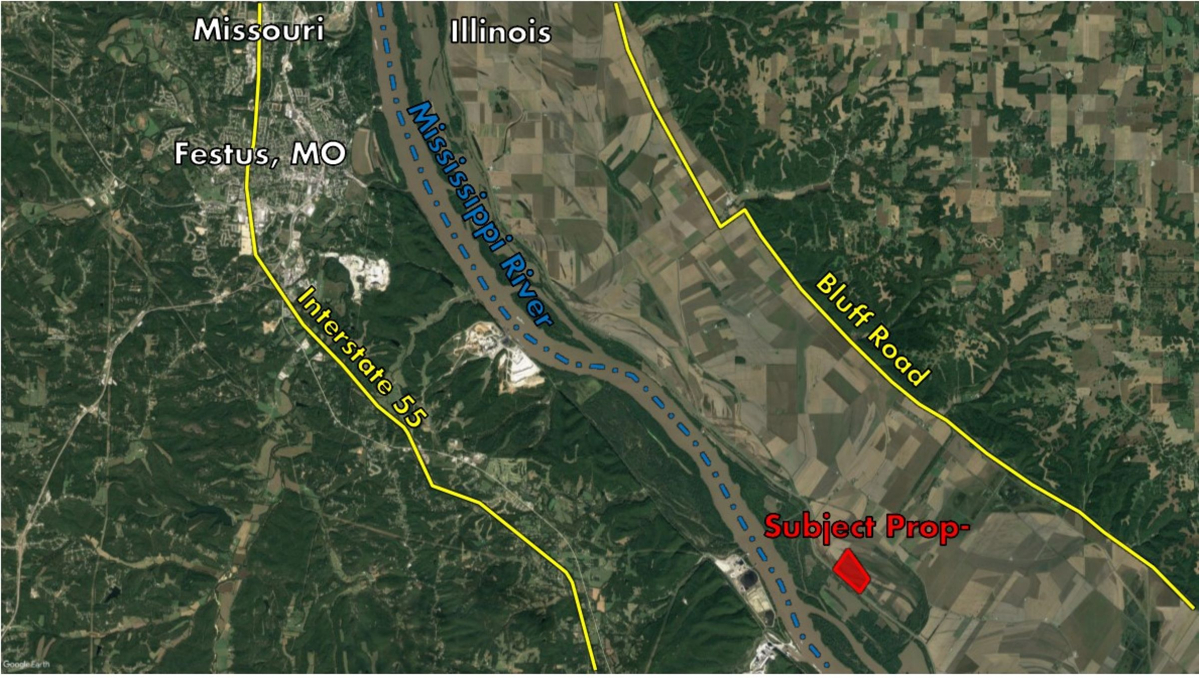 111.02 Acres M/L Monroe County Farmland