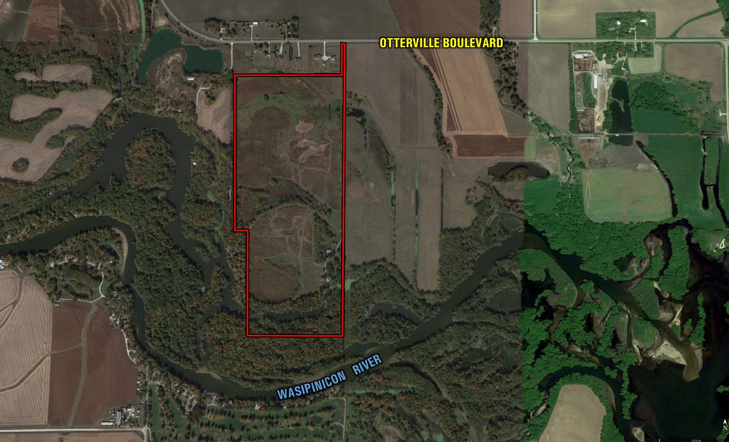 Google Close Aerial Map