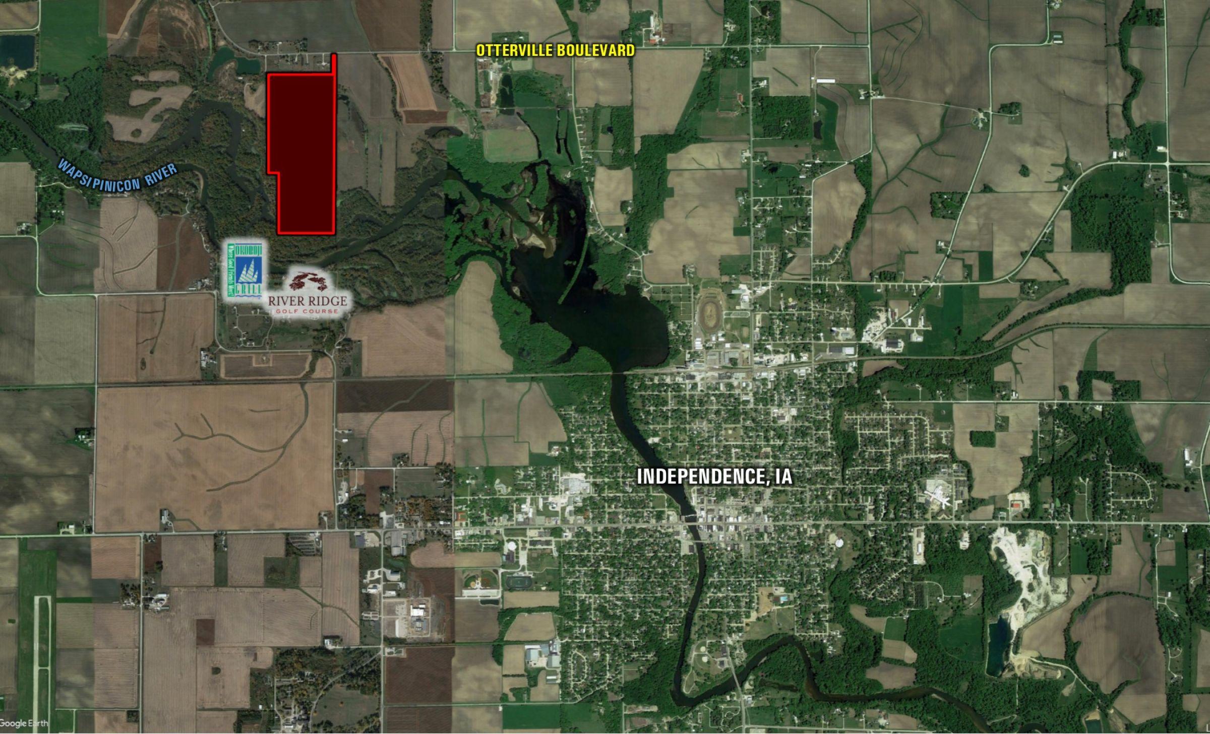 Google Far Aerial Map