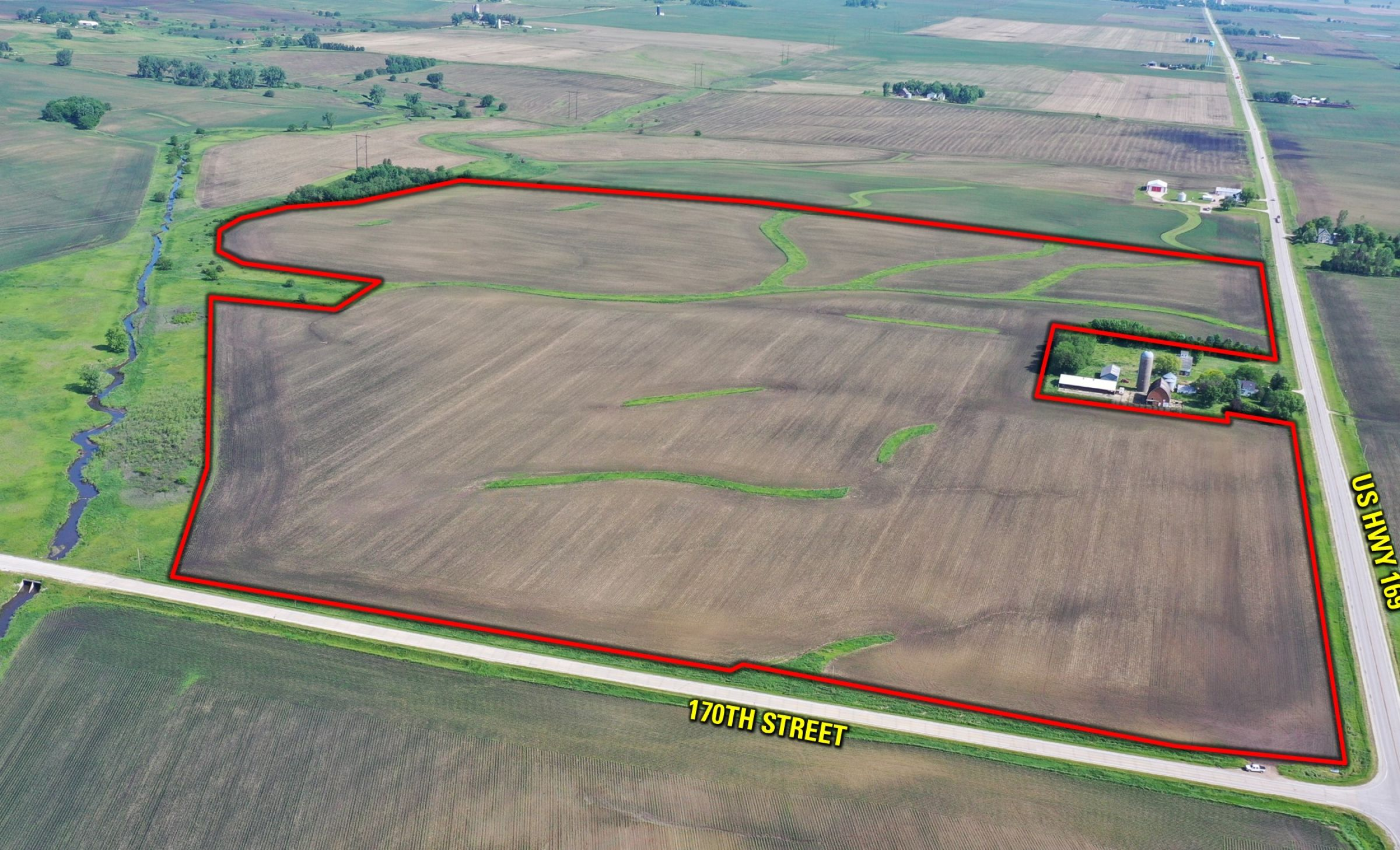 Boone County Iowa Land for Sale