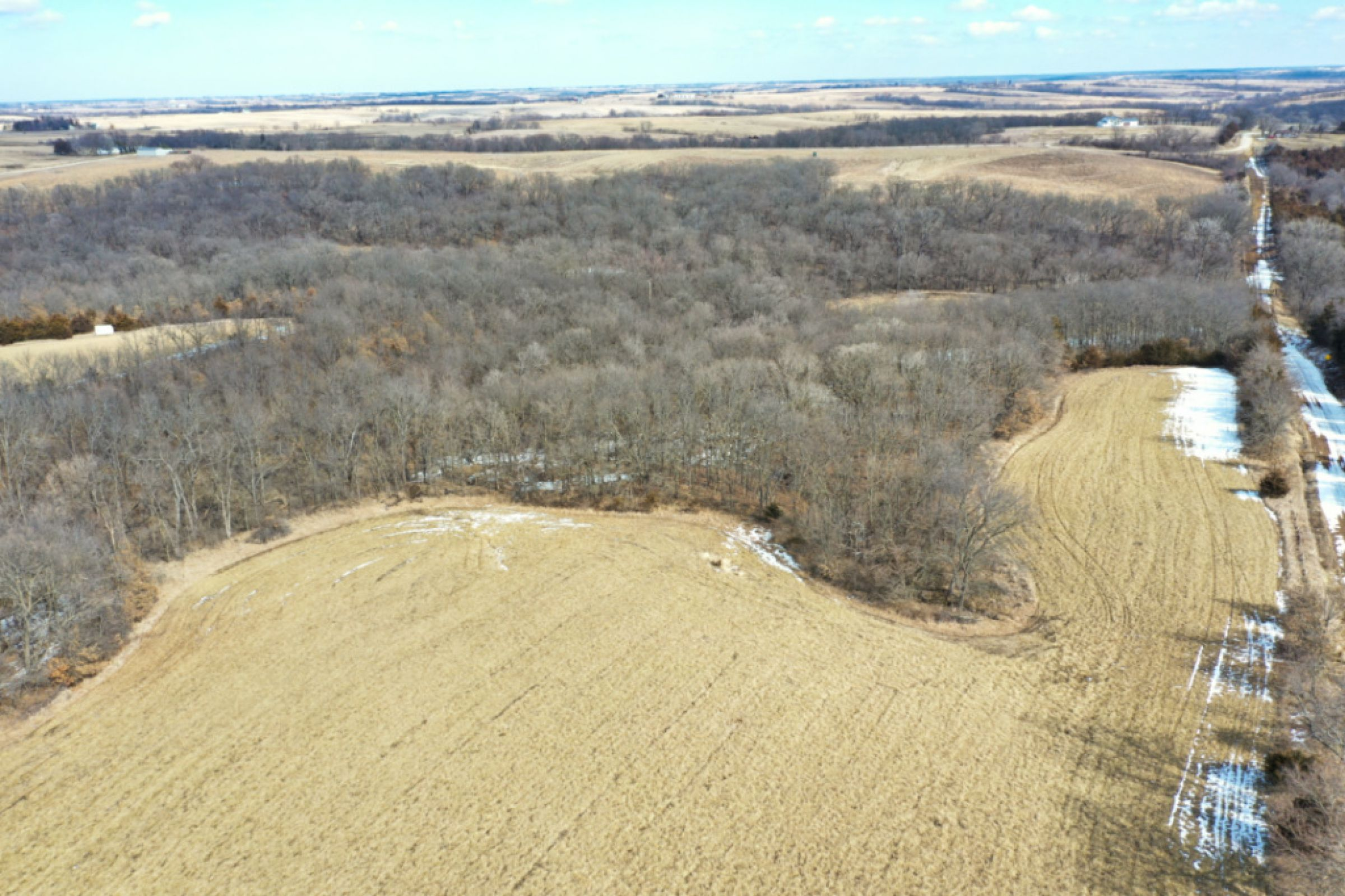 Peoples Company Land for Sale-Marion County, IA-#14849-wyoming-street-columbia-50057