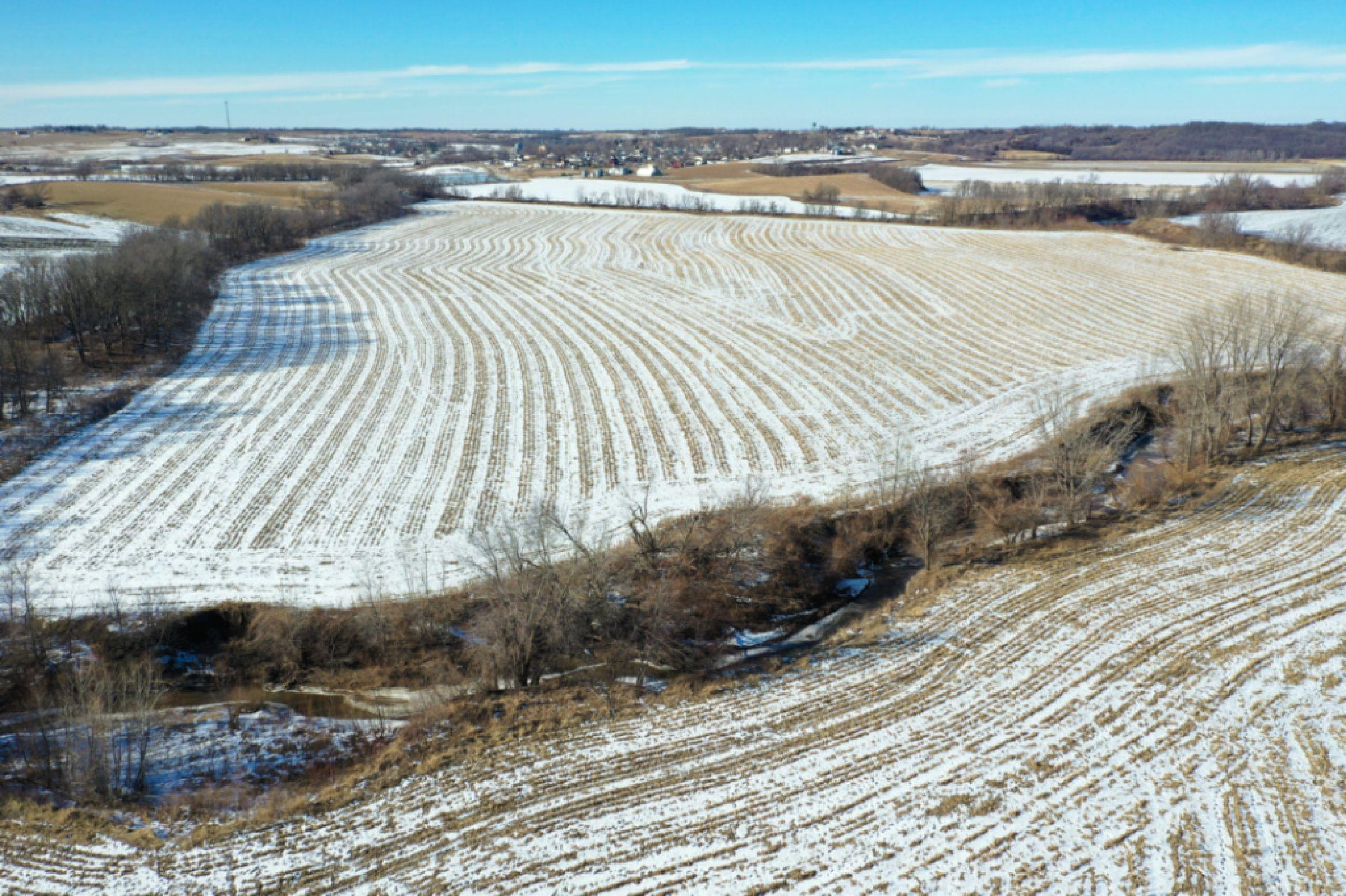 Peoples Company Land Auction-Warren County, IA-mills street-Lacona-IA-50139