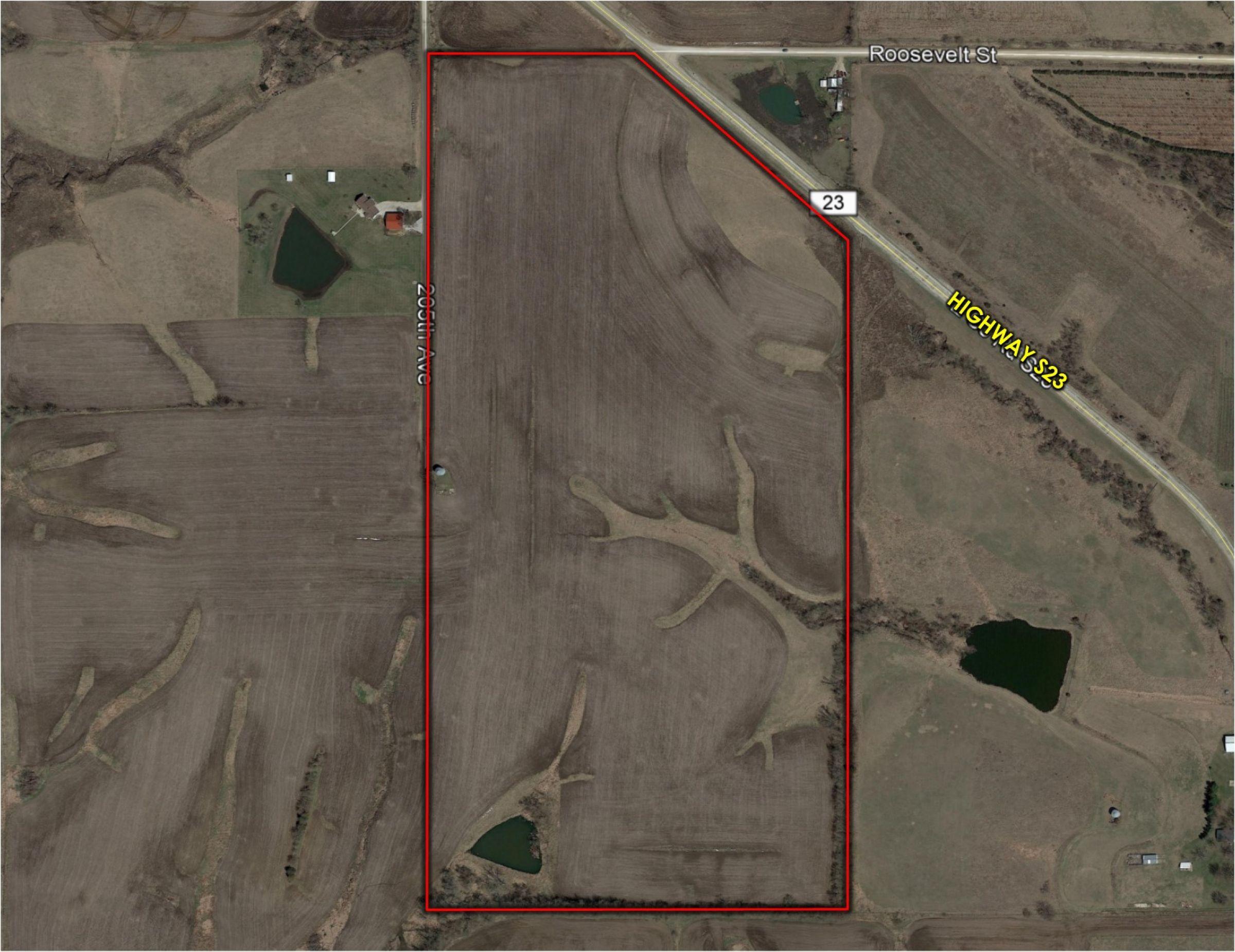 Peoples Company Land Auction-Warren County, IA-205th-avenue-Lacona-IA-50139