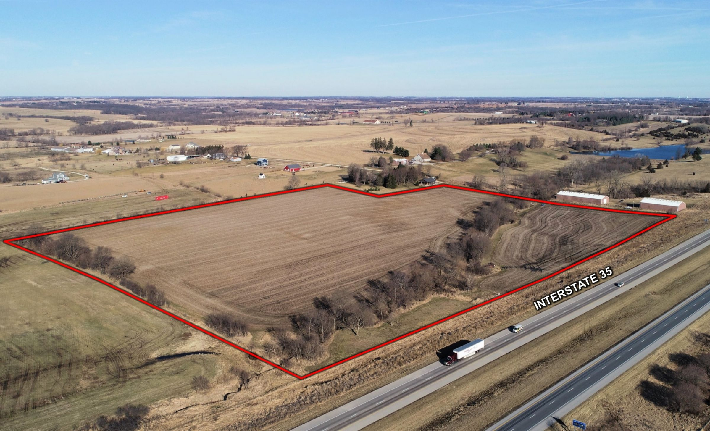 Warren County Land for Sale Outline 3