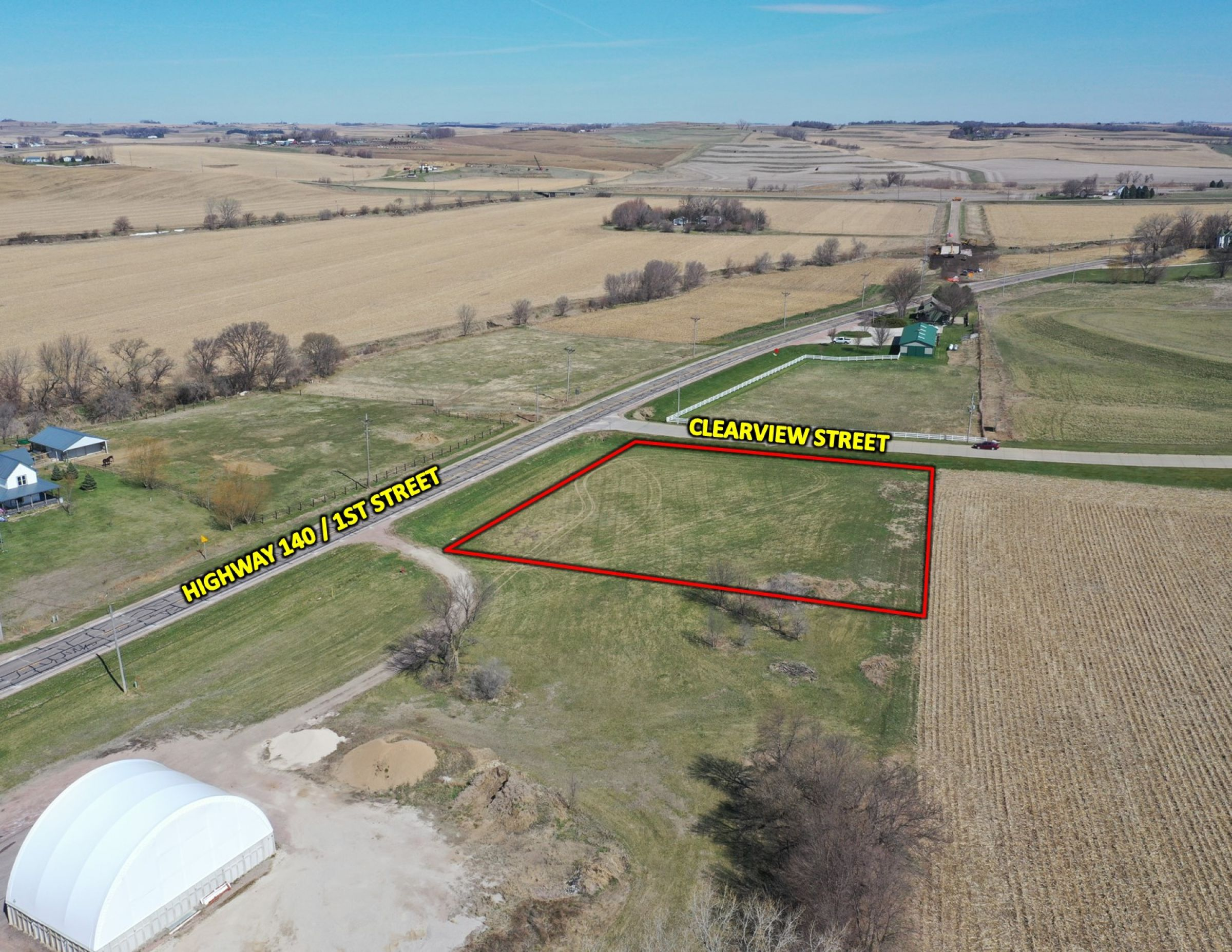 Woodbury County Farmland and Land for Sale
