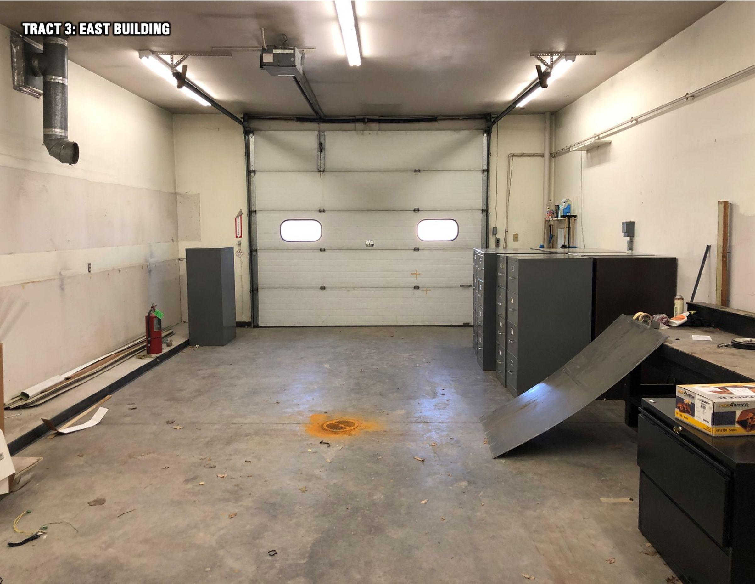 East Bldg Garage