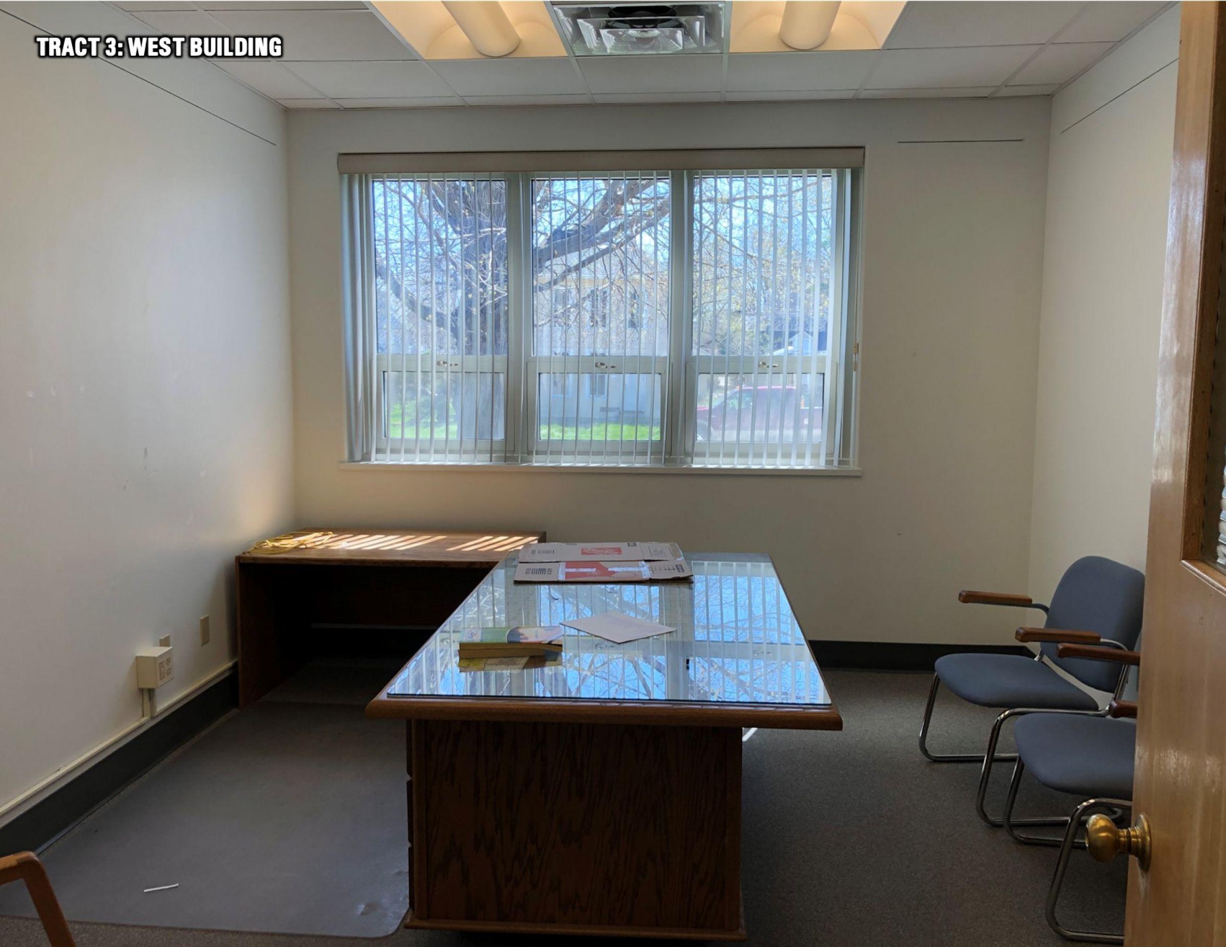 West Bldg Office 1