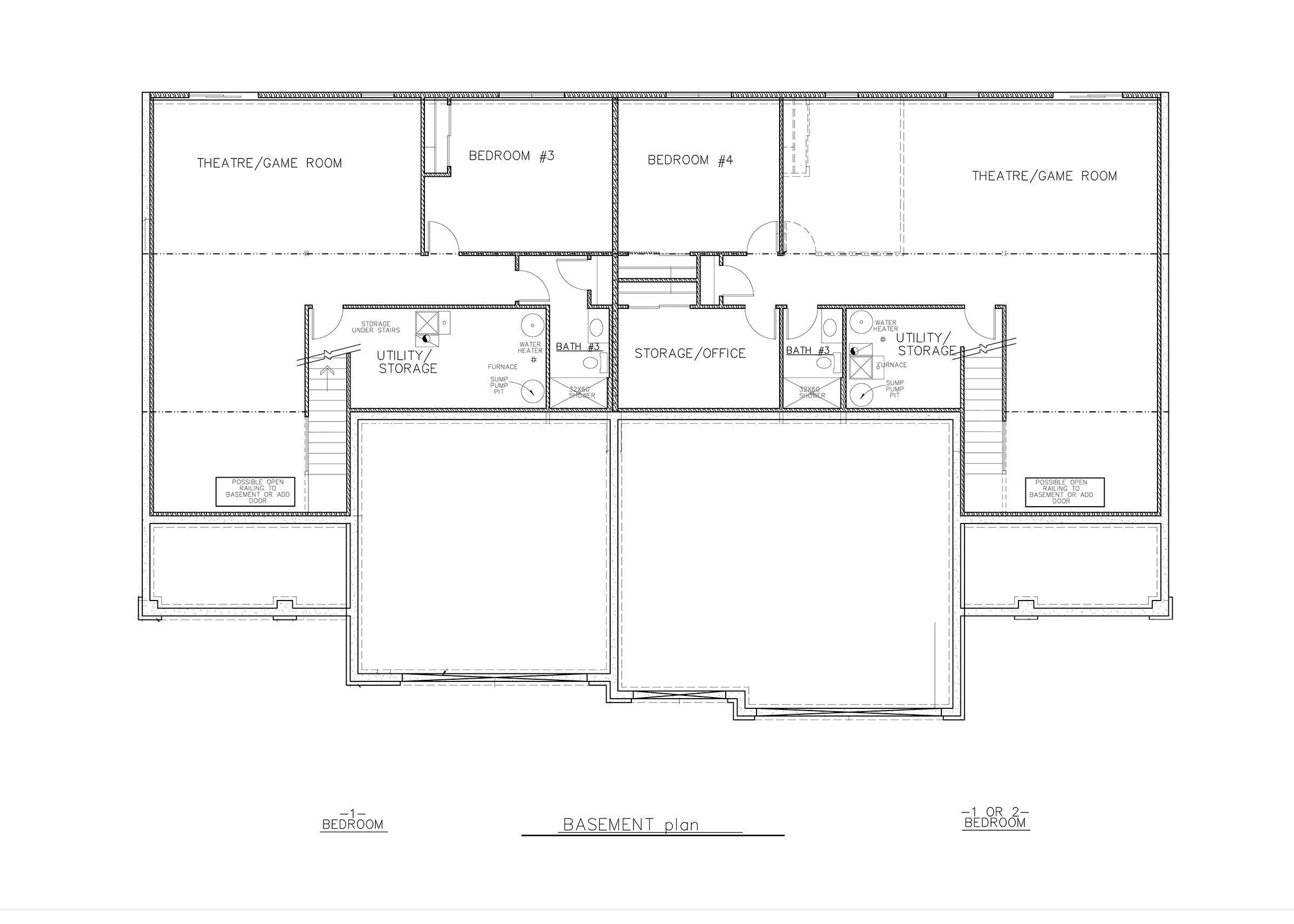 Basement Rendering