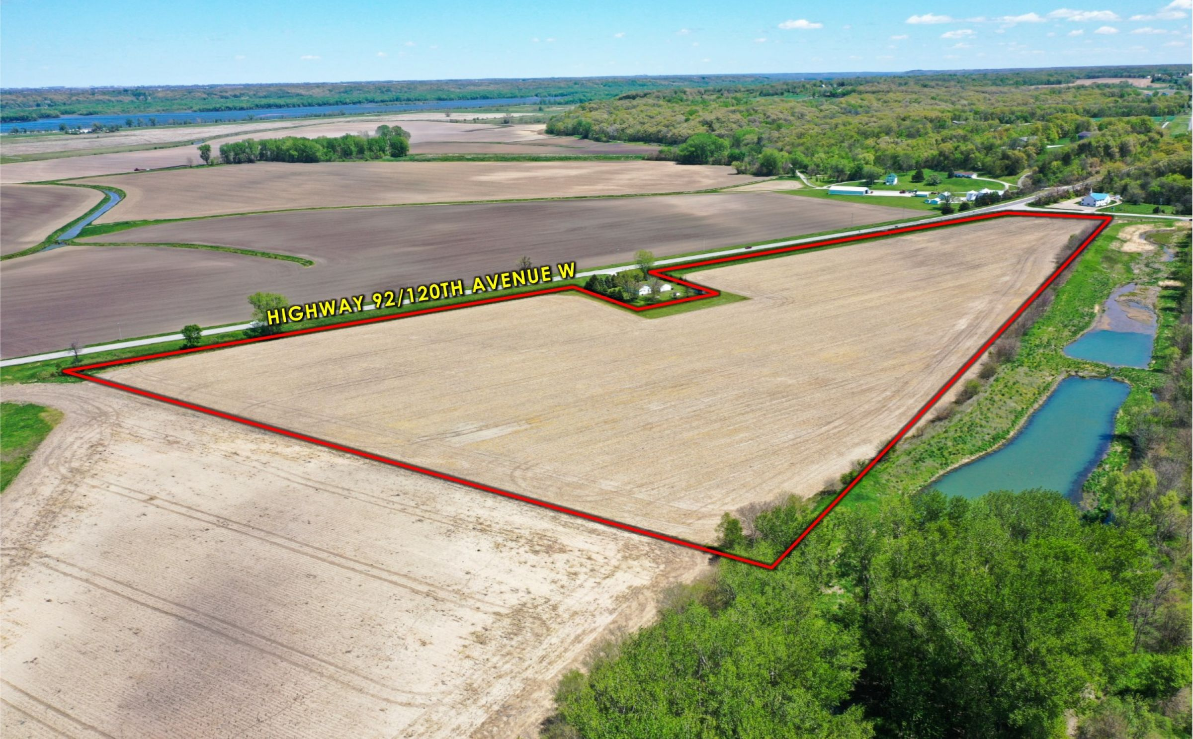 Peoples Company Land for Sale-rock-island-county-illinois-29-acres-listing-number-14988