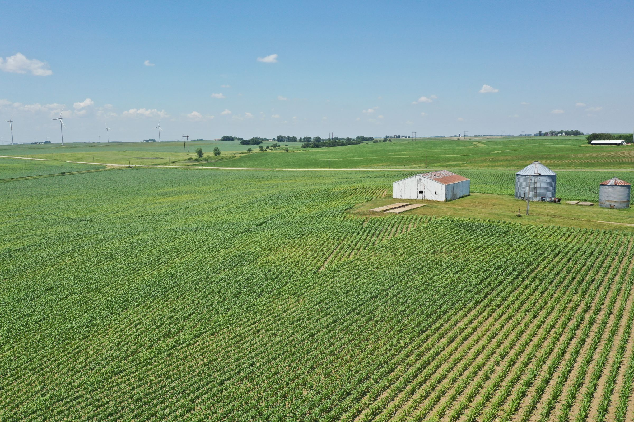Boone County, Iowa Farm Land For Sale