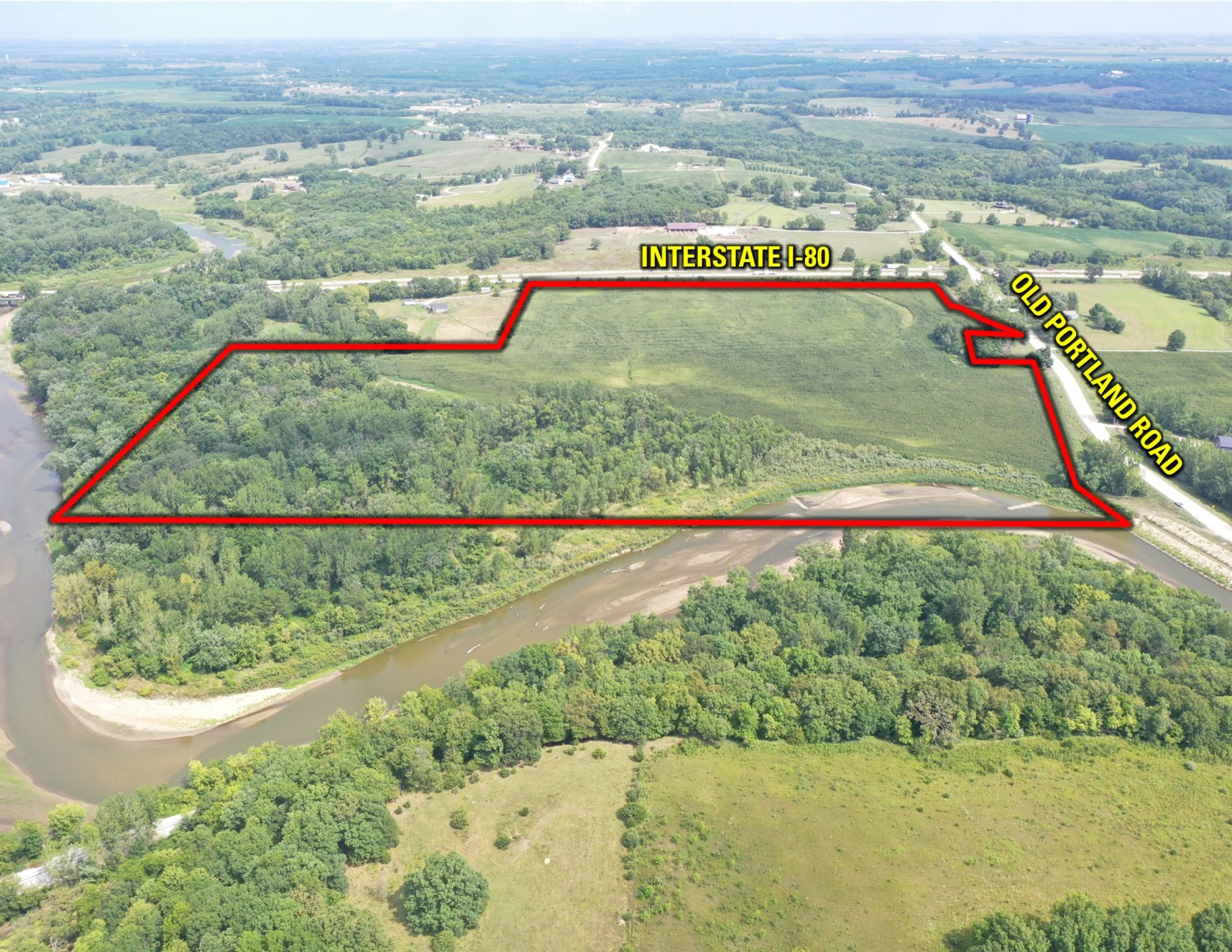 Dallas County Farmland For Sale