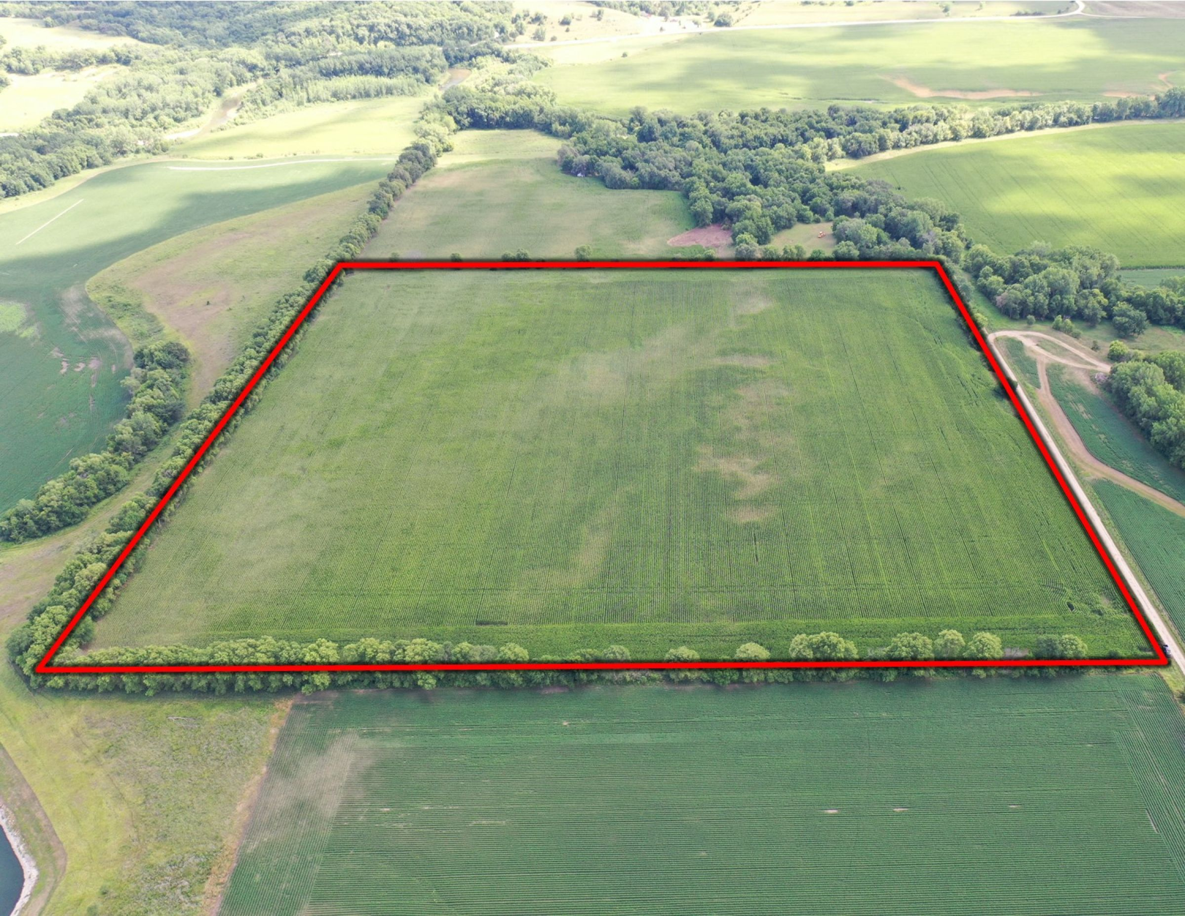 Dallas County Iowa Land For Sale