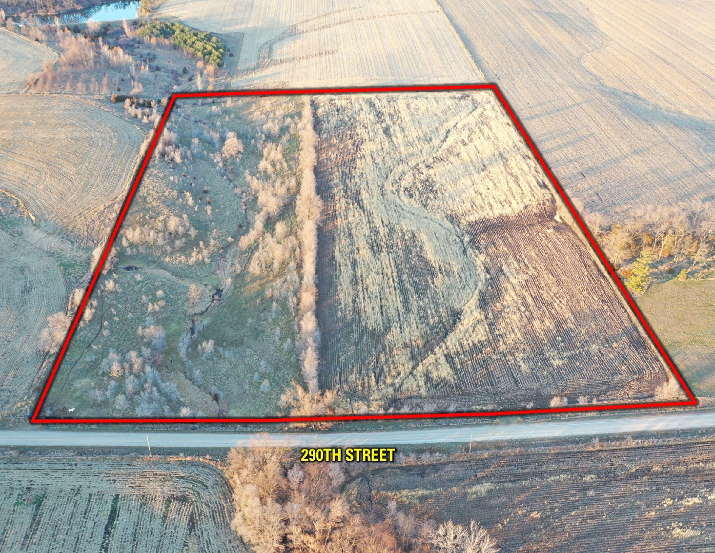 Dallas County, Iowa Building Site and Land For Sale