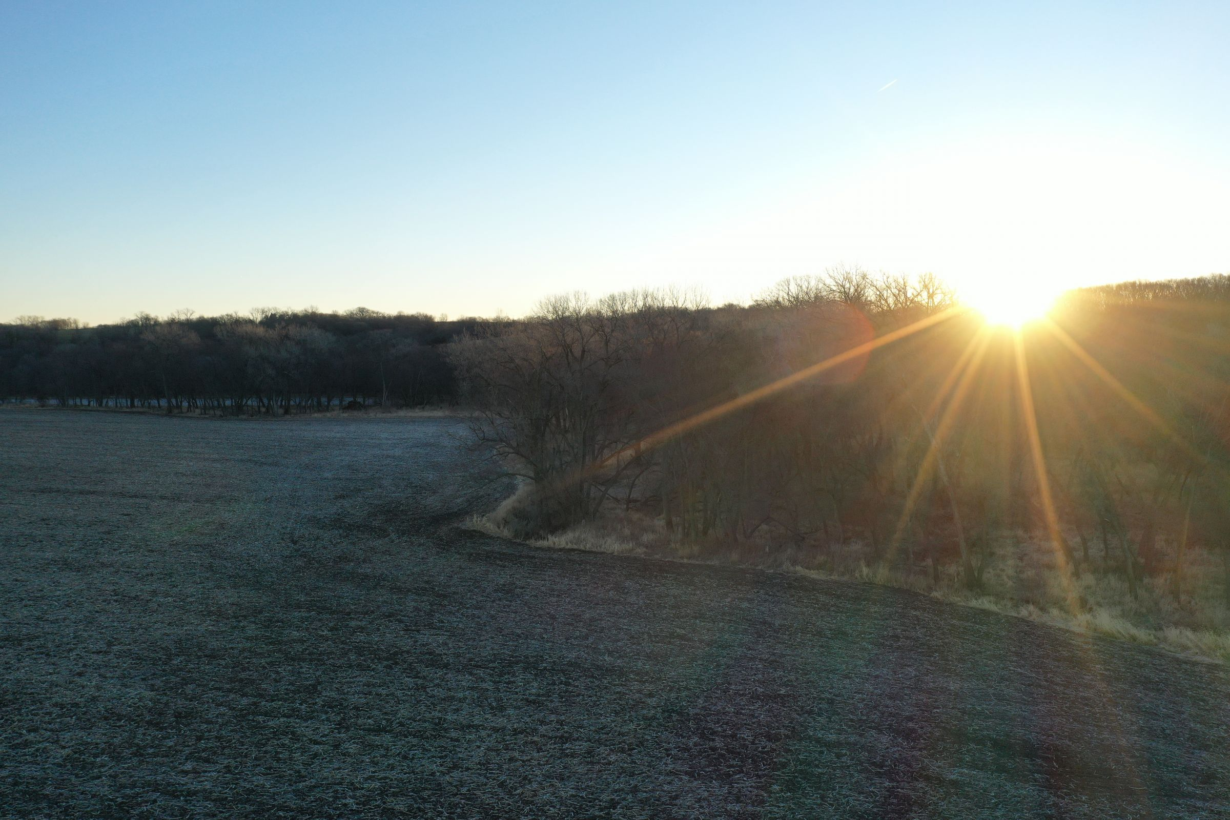 Guthrie County Iowa Building Site and Land For Sale