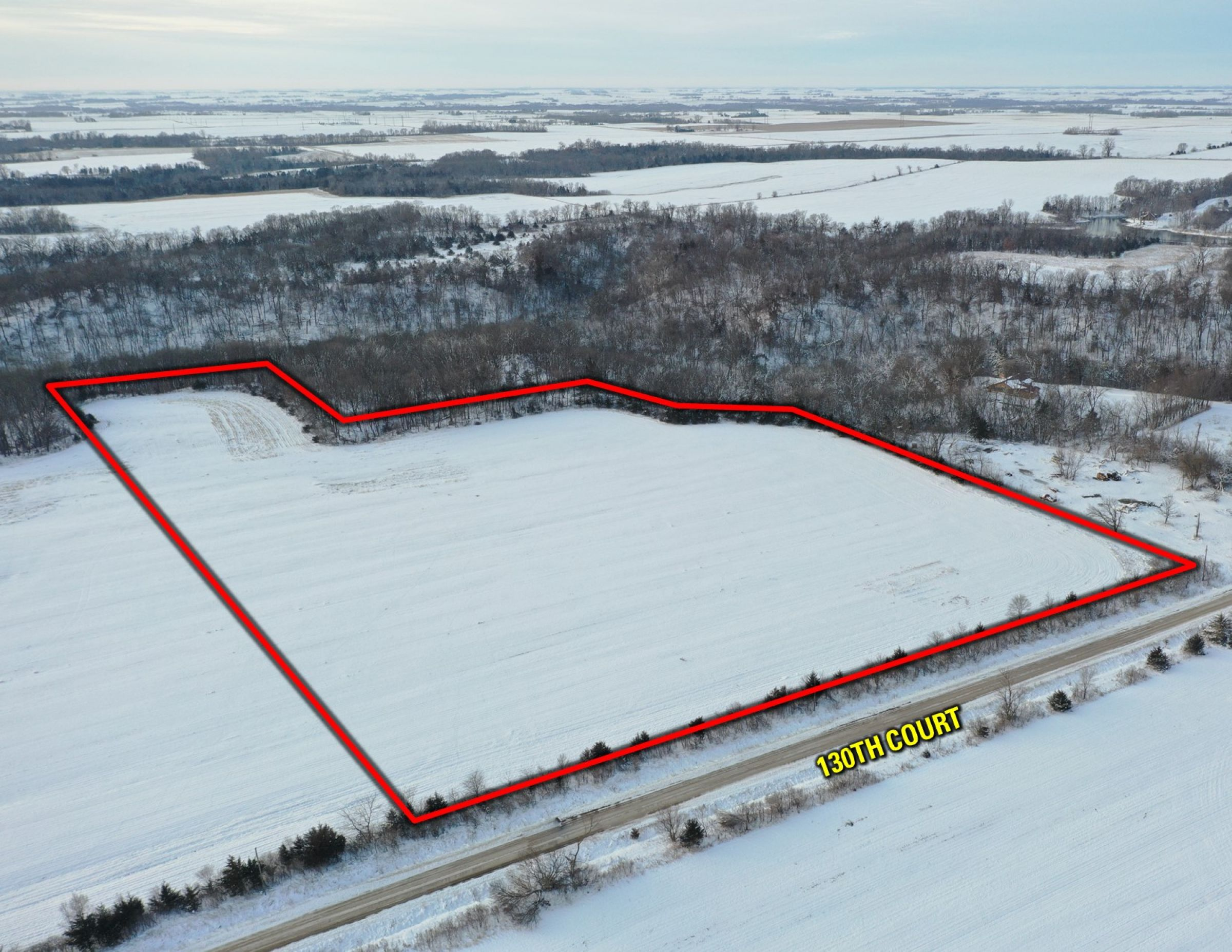 Dallas County Iowa Land and Building Site For Sale