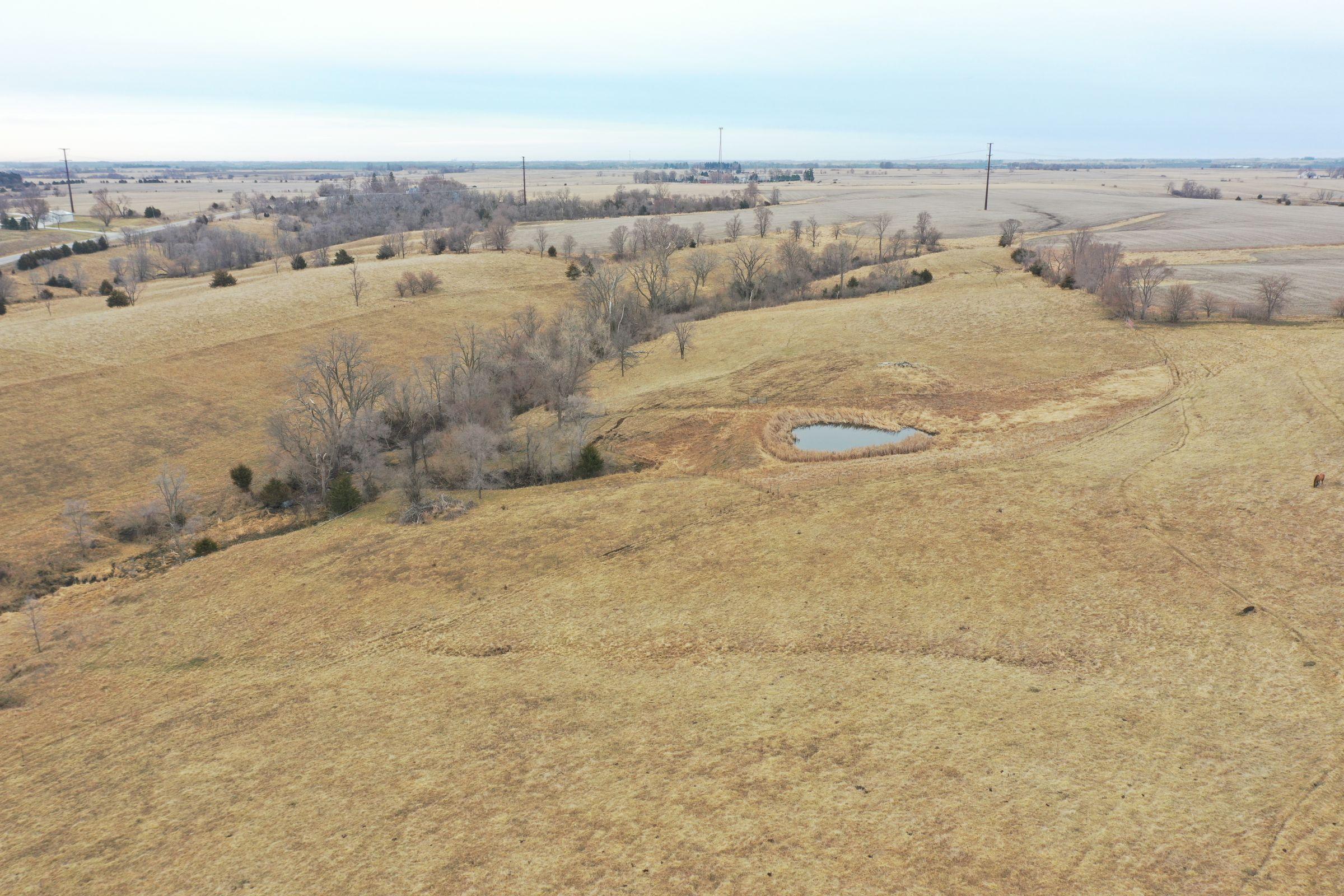 Madison County Iowa Farmland Development Ground For Sale