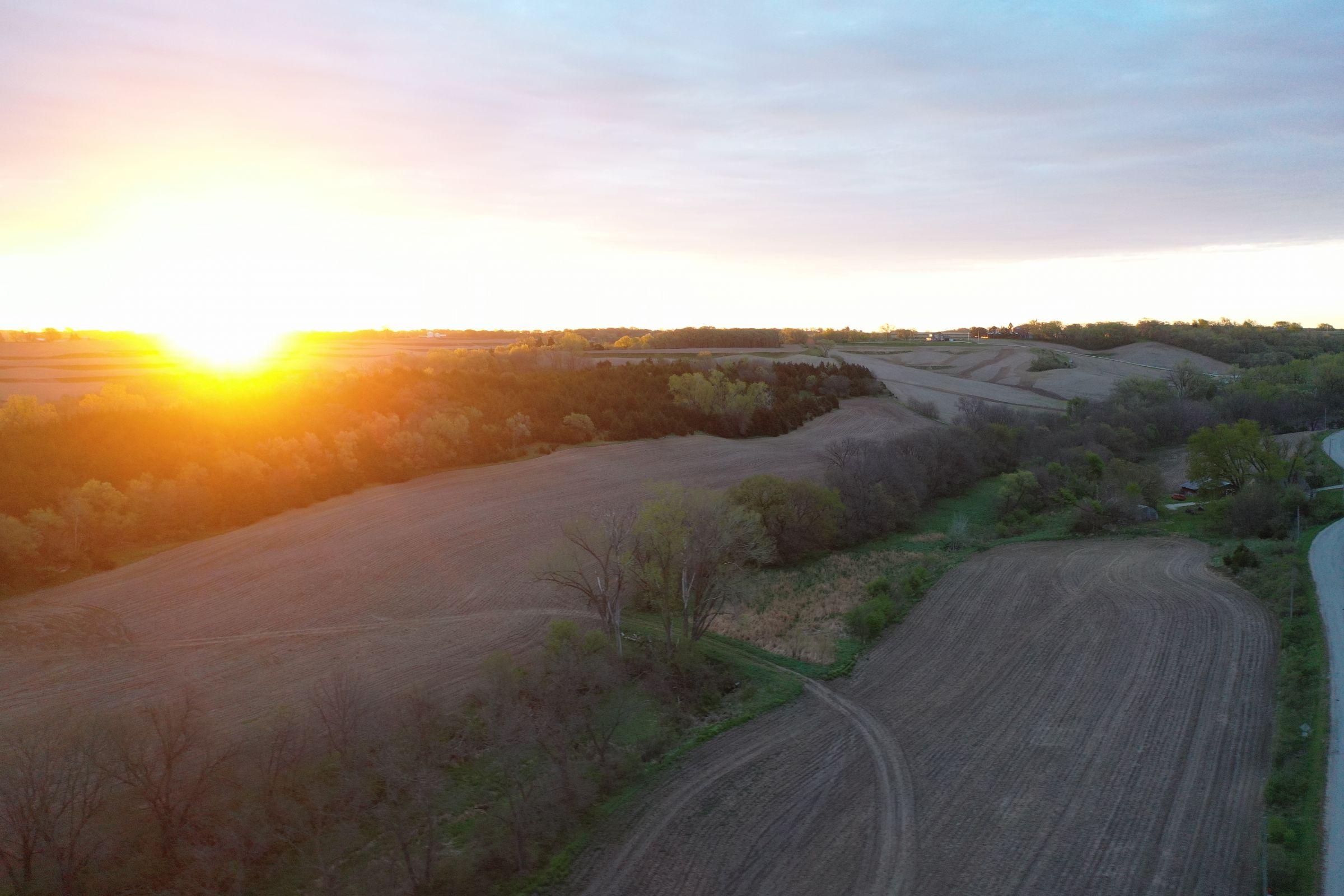 Pottawattamie County Iowa Recreational Land and Farmland For Sale