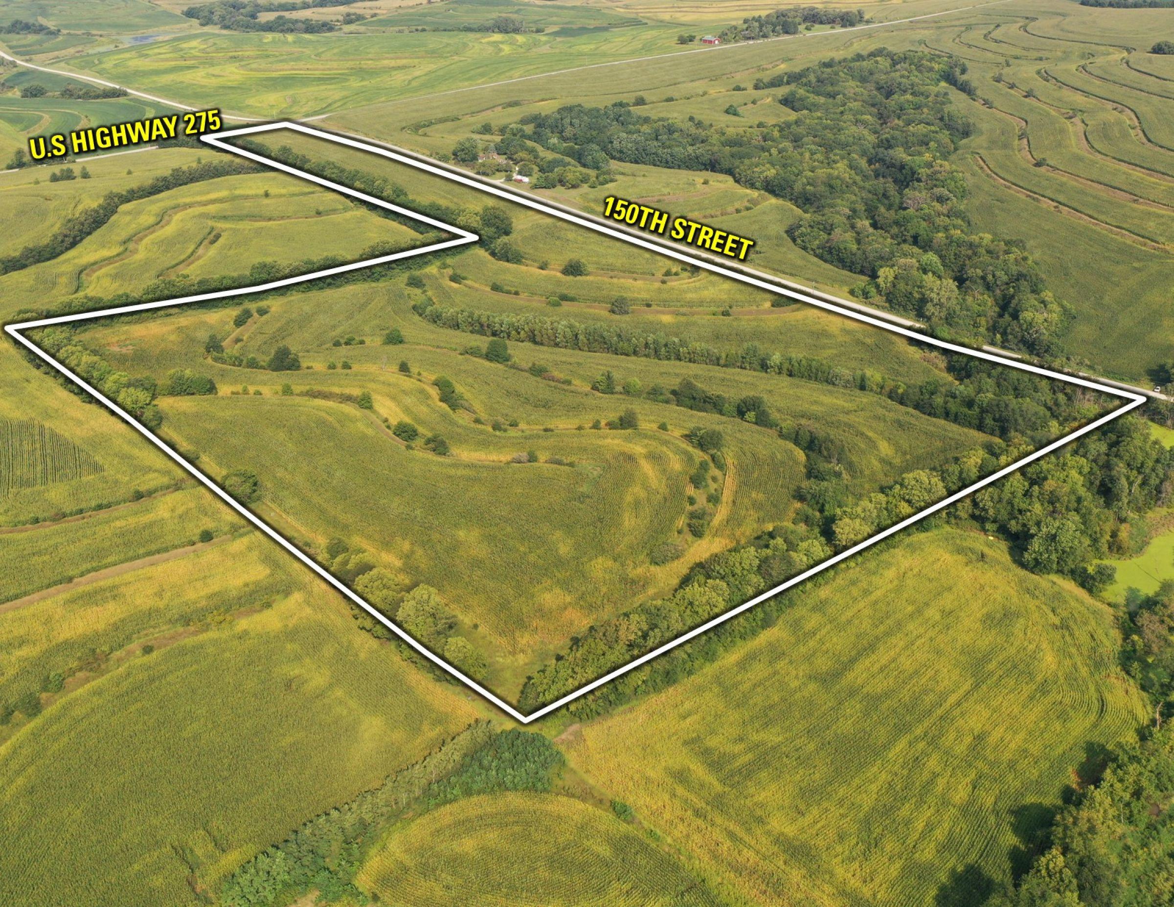 Fremont County Iowa Farmland For Sale Auction