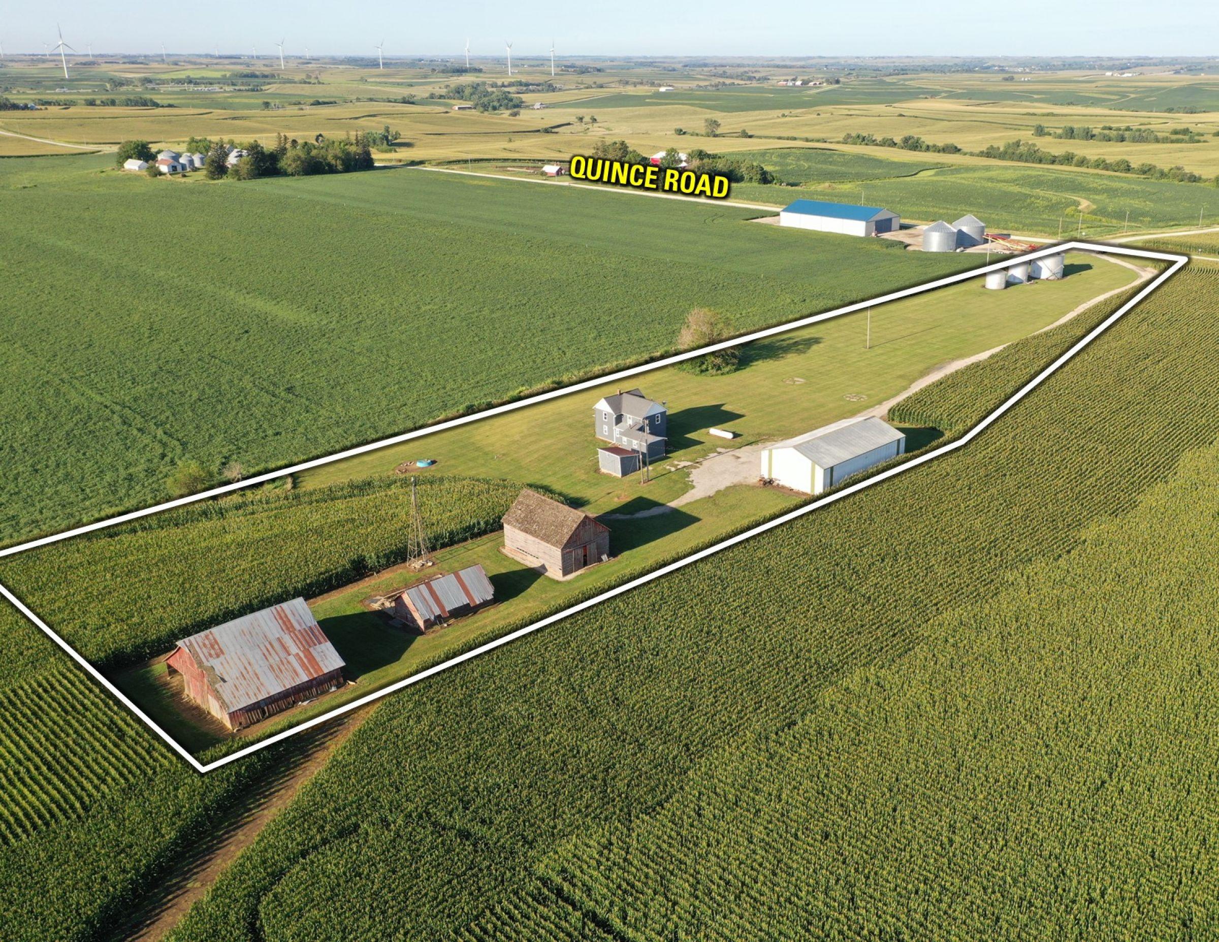 Shelby County Iowa Farmland and Acreage For Sale