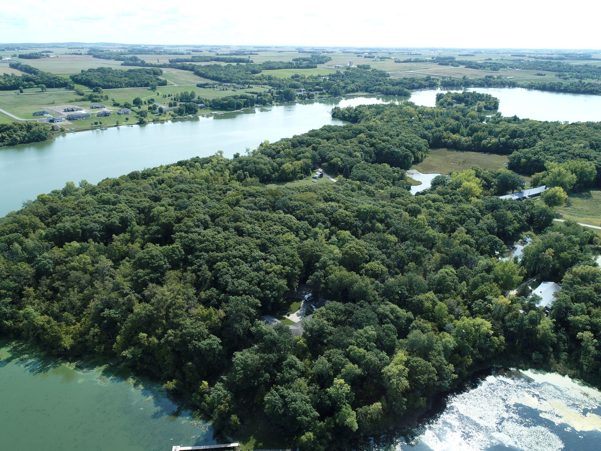 Lakeshore development potential